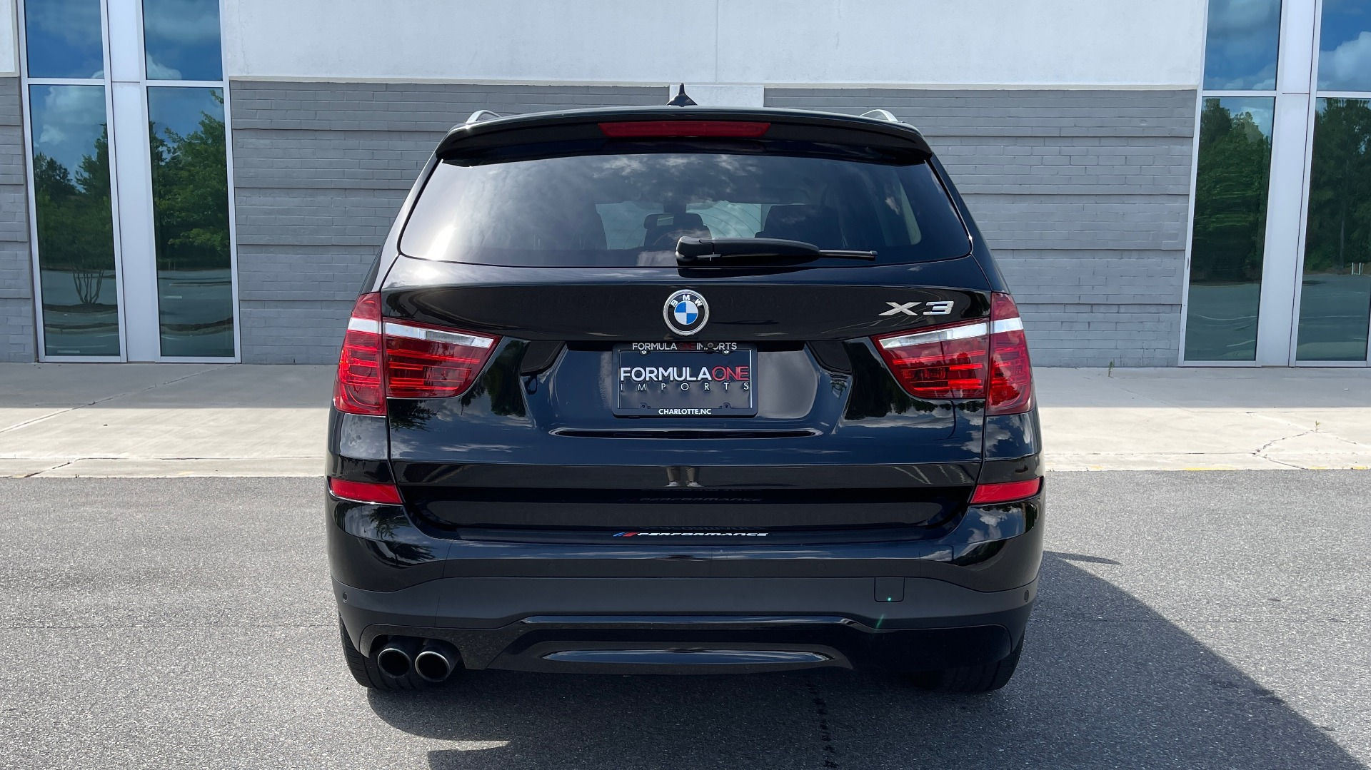 Used 2017 BMW X3 SDRIVE28I / DRVR ASST PKG / HTD STS / REARVIEW / 18IN WHEELS for sale $24,995 at Formula Imports in Charlotte NC 28227 19
