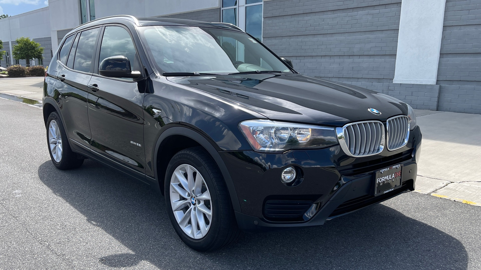 Used 2017 BMW X3 SDRIVE28I / DRVR ASST PKG / HTD STS / REARVIEW / 18IN WHEELS for sale $24,995 at Formula Imports in Charlotte NC 28227 5