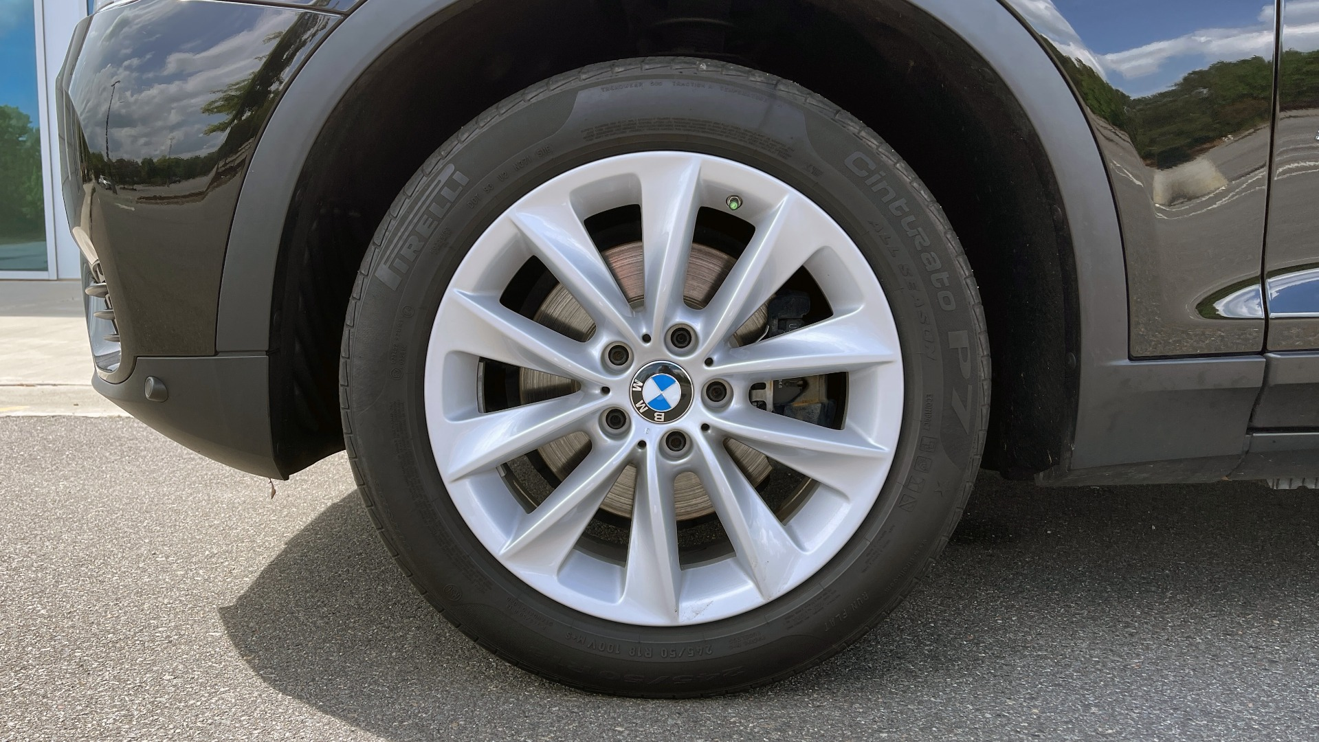 Used 2017 BMW X3 SDRIVE28I / DRVR ASST PKG / HTD STS / REARVIEW / 18IN WHEELS for sale $24,995 at Formula Imports in Charlotte NC 28227 76