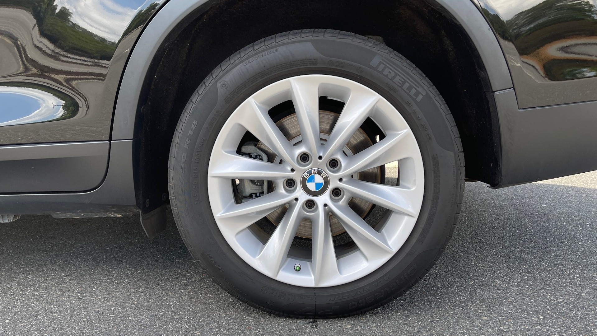 Used 2017 BMW X3 SDRIVE28I / DRVR ASST PKG / HTD STS / REARVIEW / 18IN WHEELS for sale $24,995 at Formula Imports in Charlotte NC 28227 77