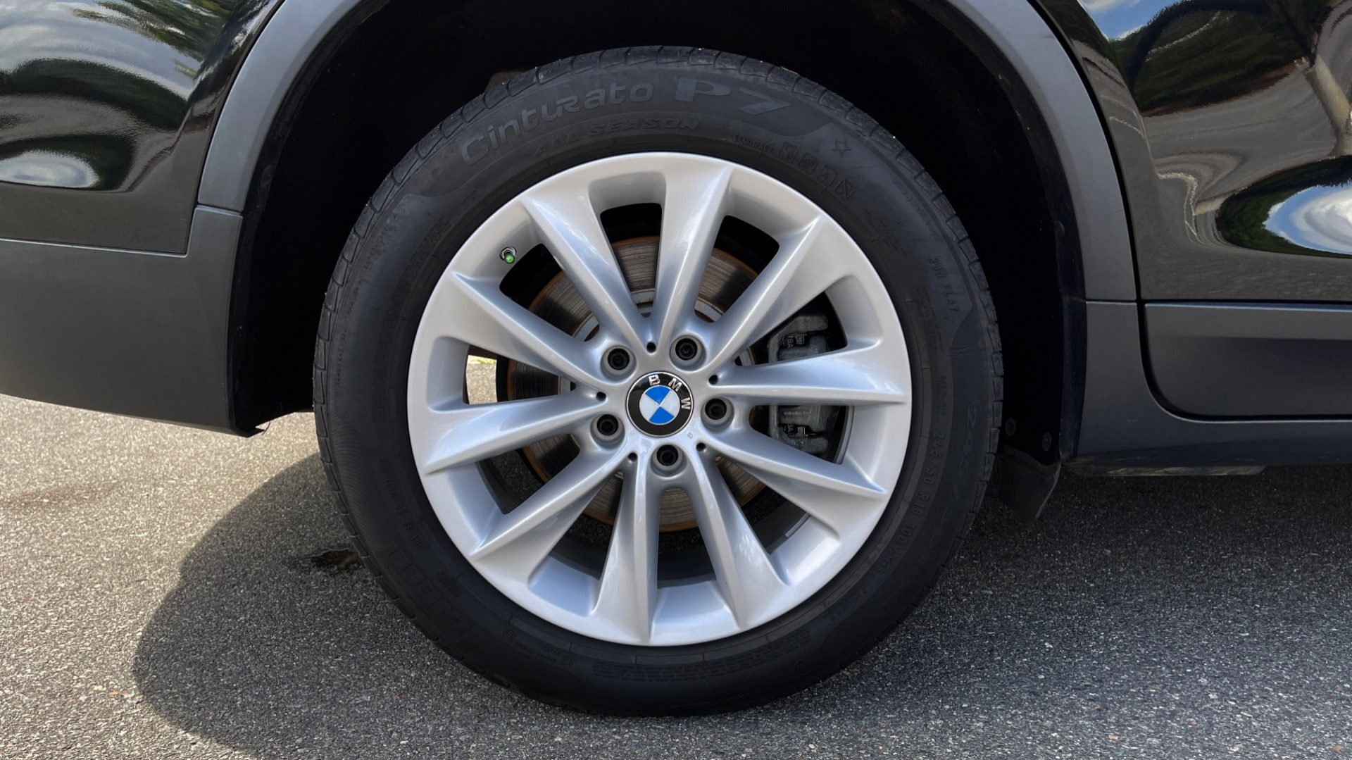 Used 2017 BMW X3 SDRIVE28I / DRVR ASST PKG / HTD STS / REARVIEW / 18IN WHEELS for sale $24,995 at Formula Imports in Charlotte NC 28227 78