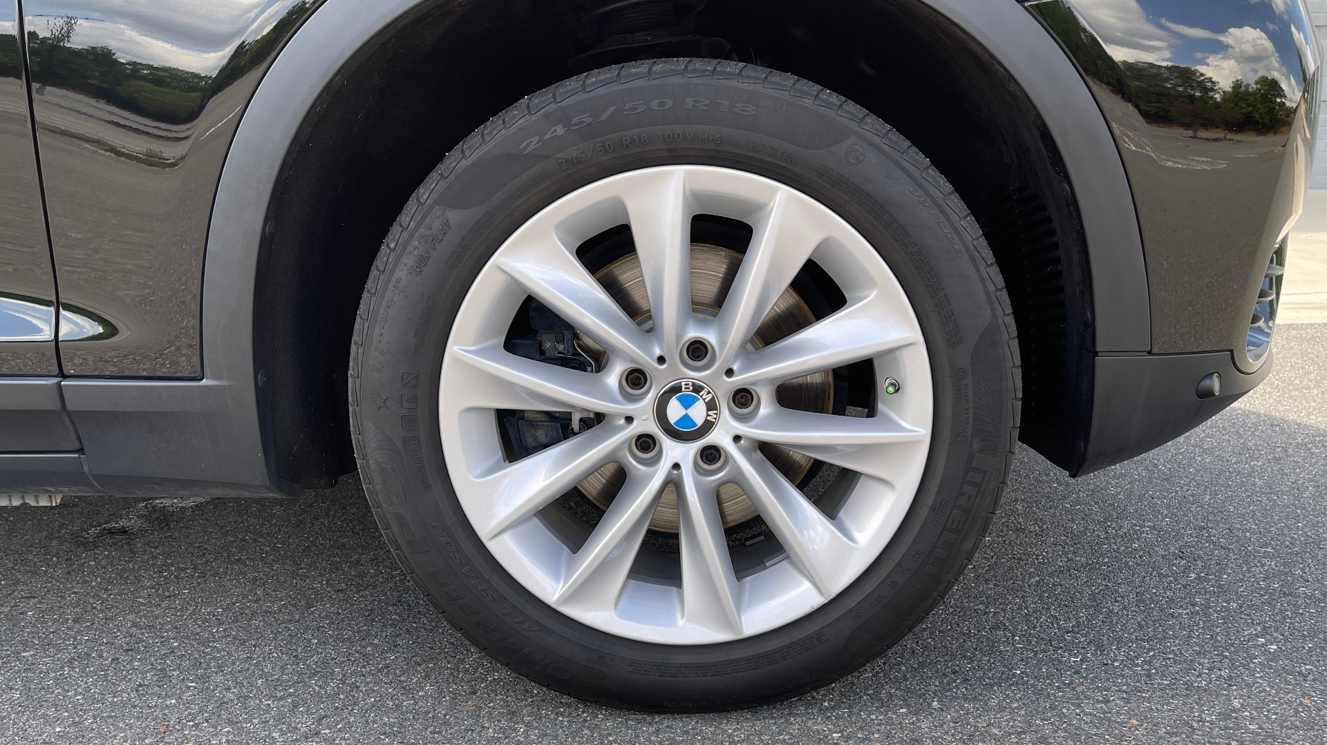 Used 2017 BMW X3 SDRIVE28I / DRVR ASST PKG / HTD STS / REARVIEW / 18IN WHEELS for sale $24,995 at Formula Imports in Charlotte NC 28227 79