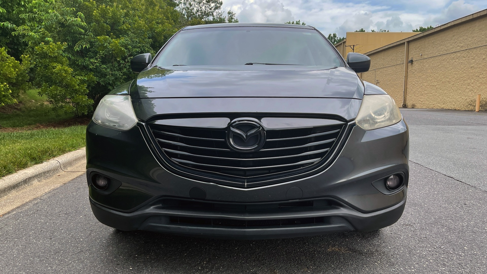 Used 2014 Mazda CX-9 TOURUNG / FWD / 3.7L V6 / 6-SPD AUTO / HTD STS / 3-ROW / REARVIEW for sale $14,995 at Formula Imports in Charlotte NC 28227 11