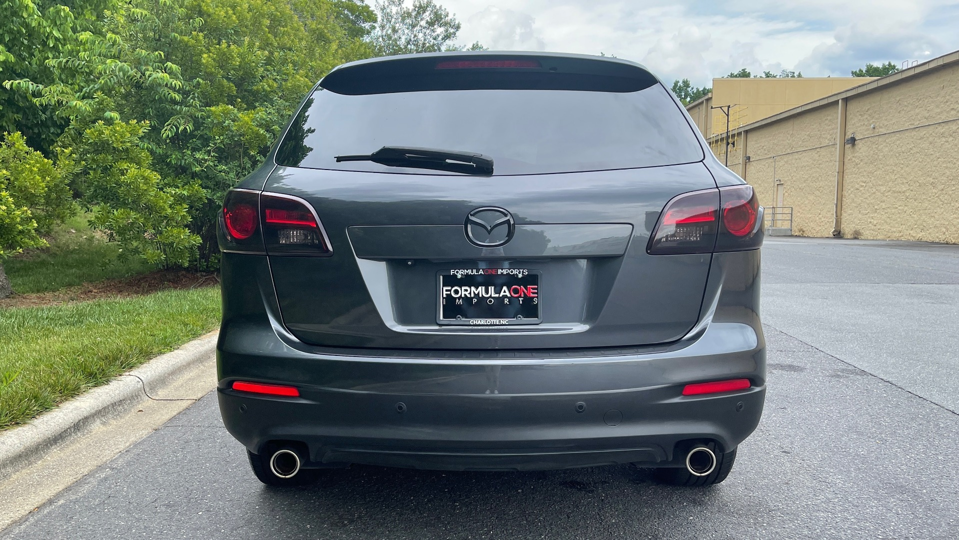 Used 2014 Mazda CX-9 TOURUNG / FWD / 3.7L V6 / 6-SPD AUTO / HTD STS / 3-ROW / REARVIEW for sale $14,995 at Formula Imports in Charlotte NC 28227 17