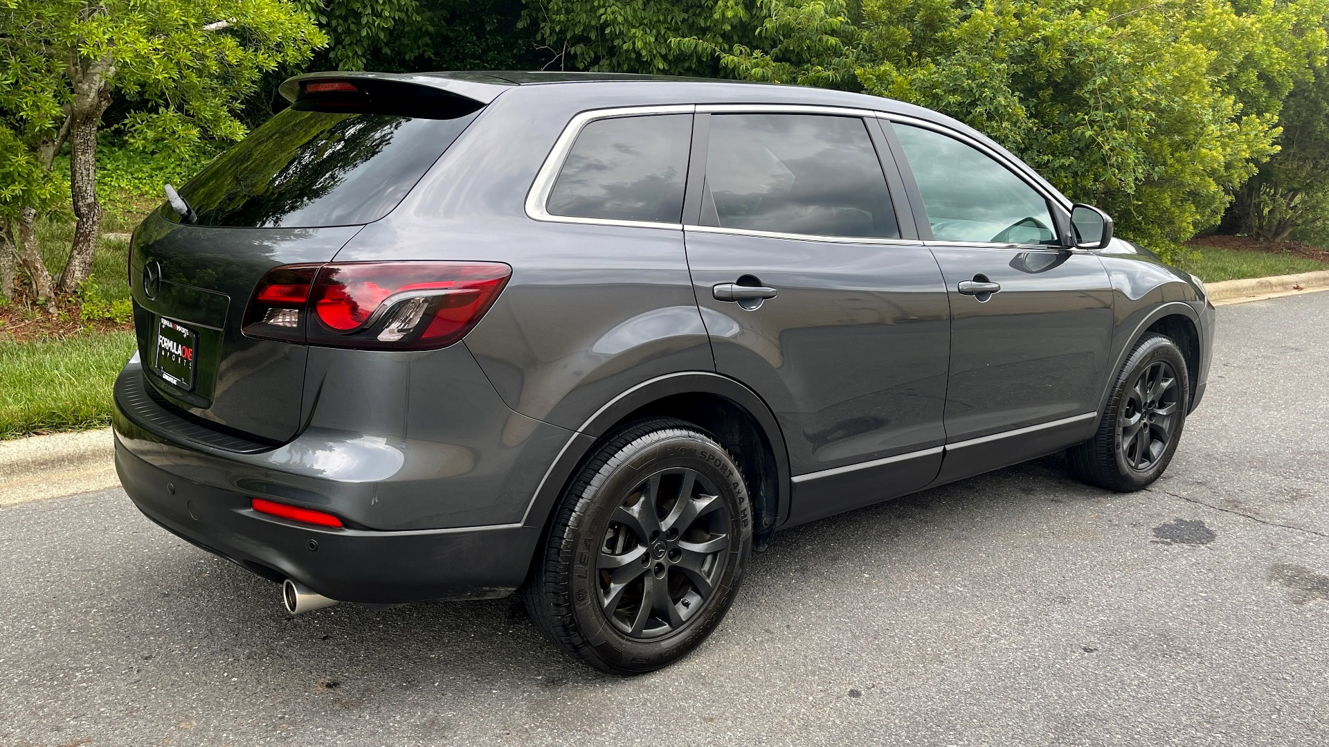 Used 2014 Mazda CX-9 TOURUNG / FWD / 3.7L V6 / 6-SPD AUTO / HTD STS / 3-ROW / REARVIEW for sale $14,995 at Formula Imports in Charlotte NC 28227 2