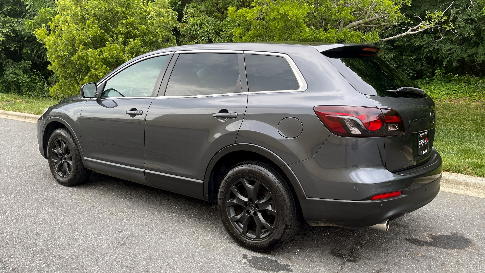 Used 2014 Mazda CX-9 TOURUNG / FWD / 3.7L V6 / 6-SPD AUTO / HTD STS / 3-ROW / REARVIEW for sale $14,995 at Formula Imports in Charlotte NC 28227 4