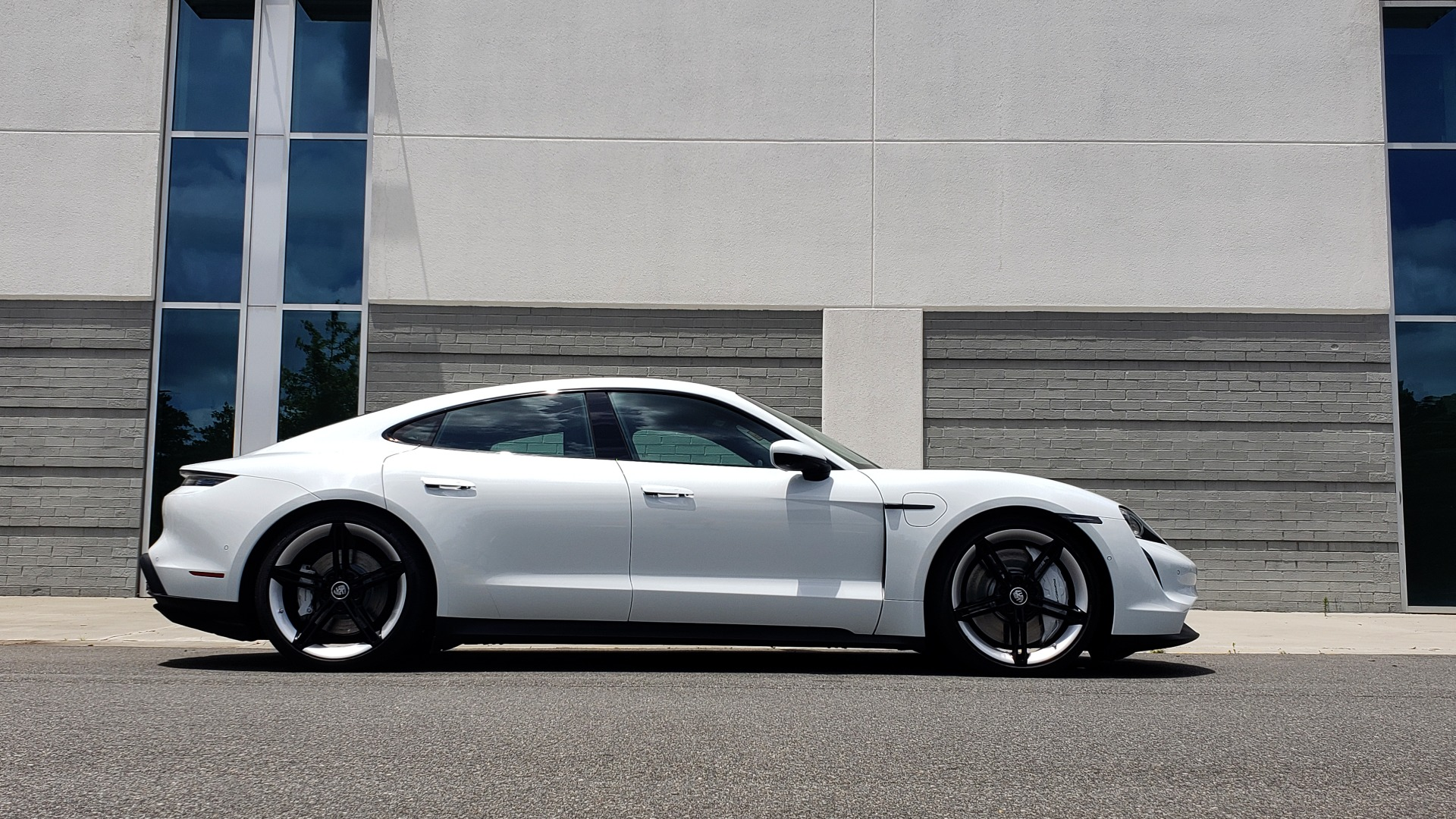 Used 2020 Porsche Taycan 4S for sale Call for price at Formula Imports in Charlotte NC 28227 11