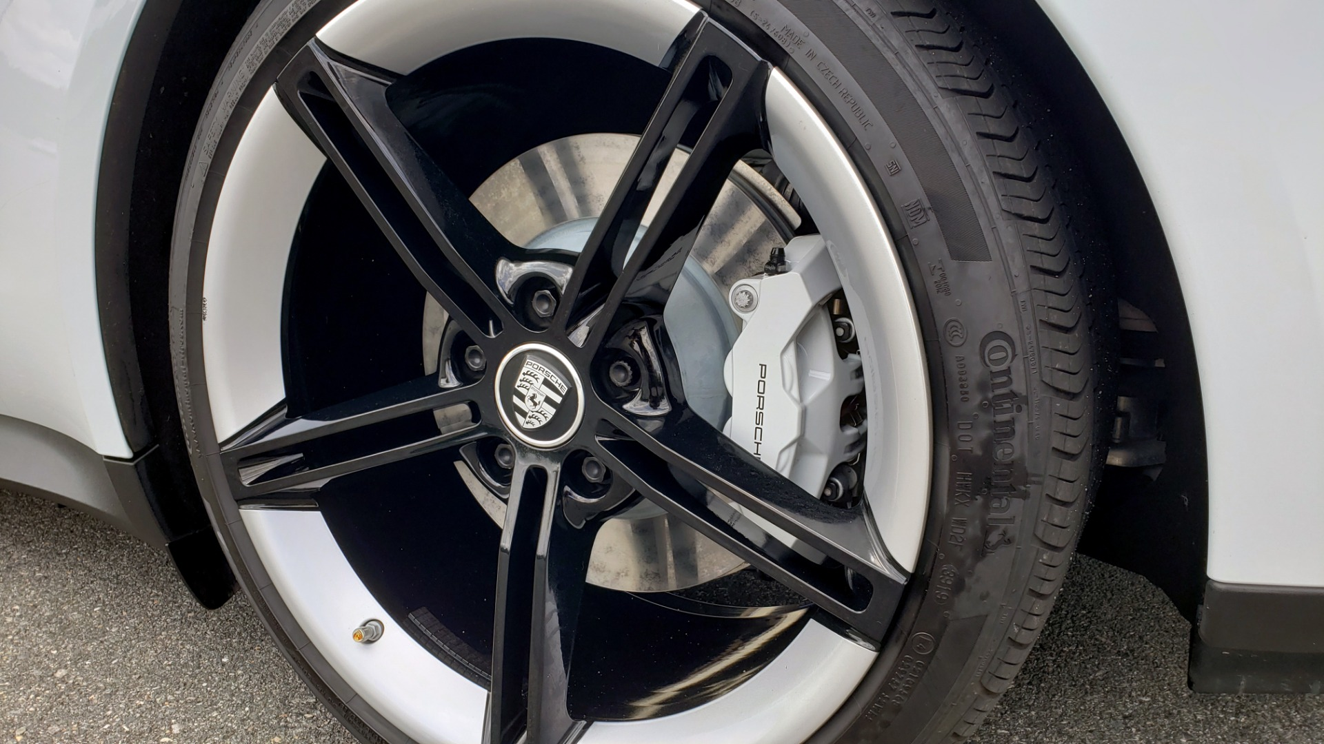 Used 2020 Porsche Taycan 4S for sale Call for price at Formula Imports in Charlotte NC 28227 14