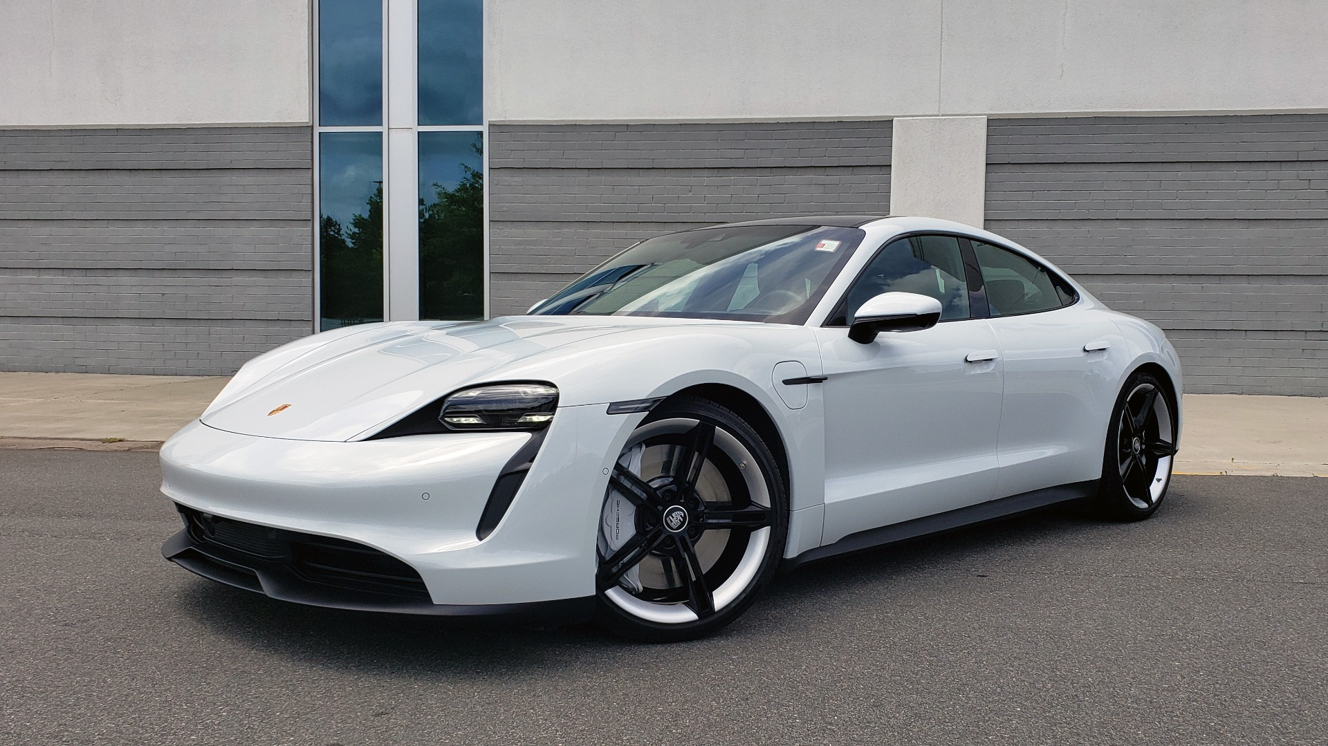 Used 2020 Porsche Taycan 4S for sale Call for price at Formula Imports in Charlotte NC 28227 3