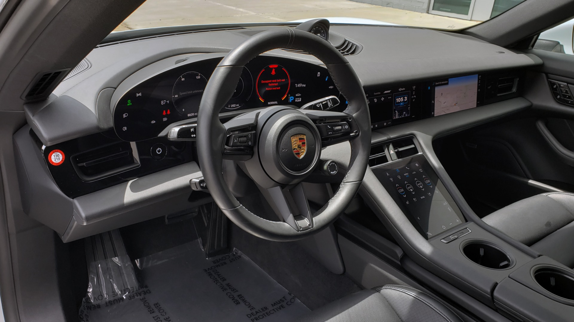 Used 2020 Porsche Taycan 4S for sale Call for price at Formula Imports in Charlotte NC 28227 37