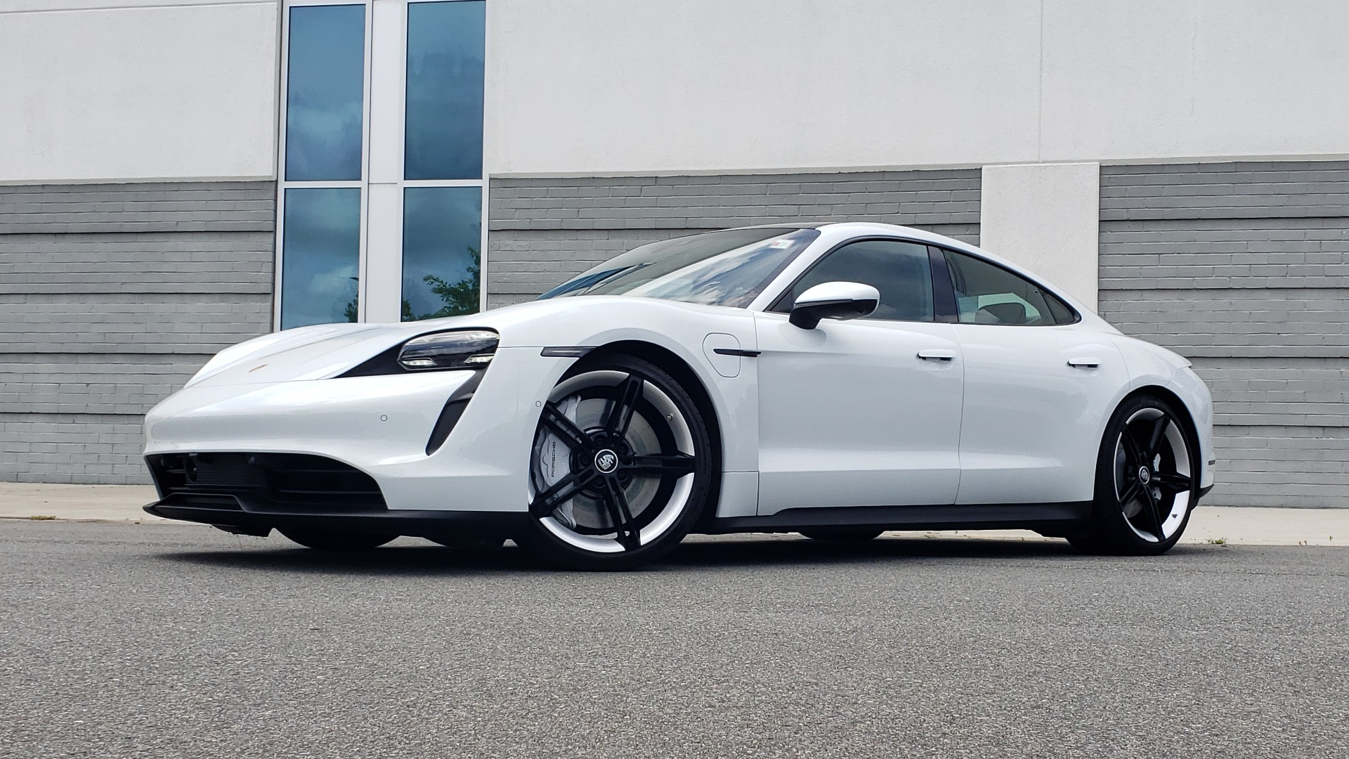 Used 2020 Porsche Taycan 4S for sale Call for price at Formula Imports in Charlotte NC 28227 4