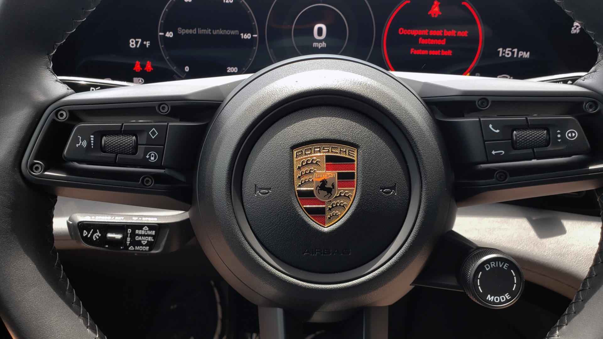 Used 2020 Porsche Taycan 4S for sale Call for price at Formula Imports in Charlotte NC 28227 43
