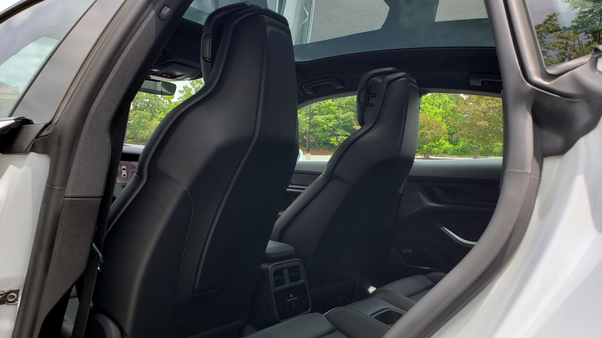 Used 2020 Porsche Taycan 4S for sale Call for price at Formula Imports in Charlotte NC 28227 61