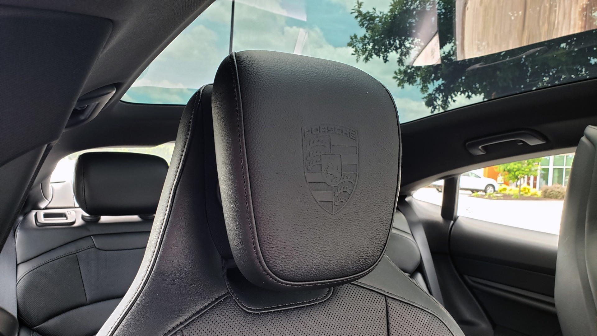 Used 2020 Porsche Taycan 4S for sale Call for price at Formula Imports in Charlotte NC 28227 68