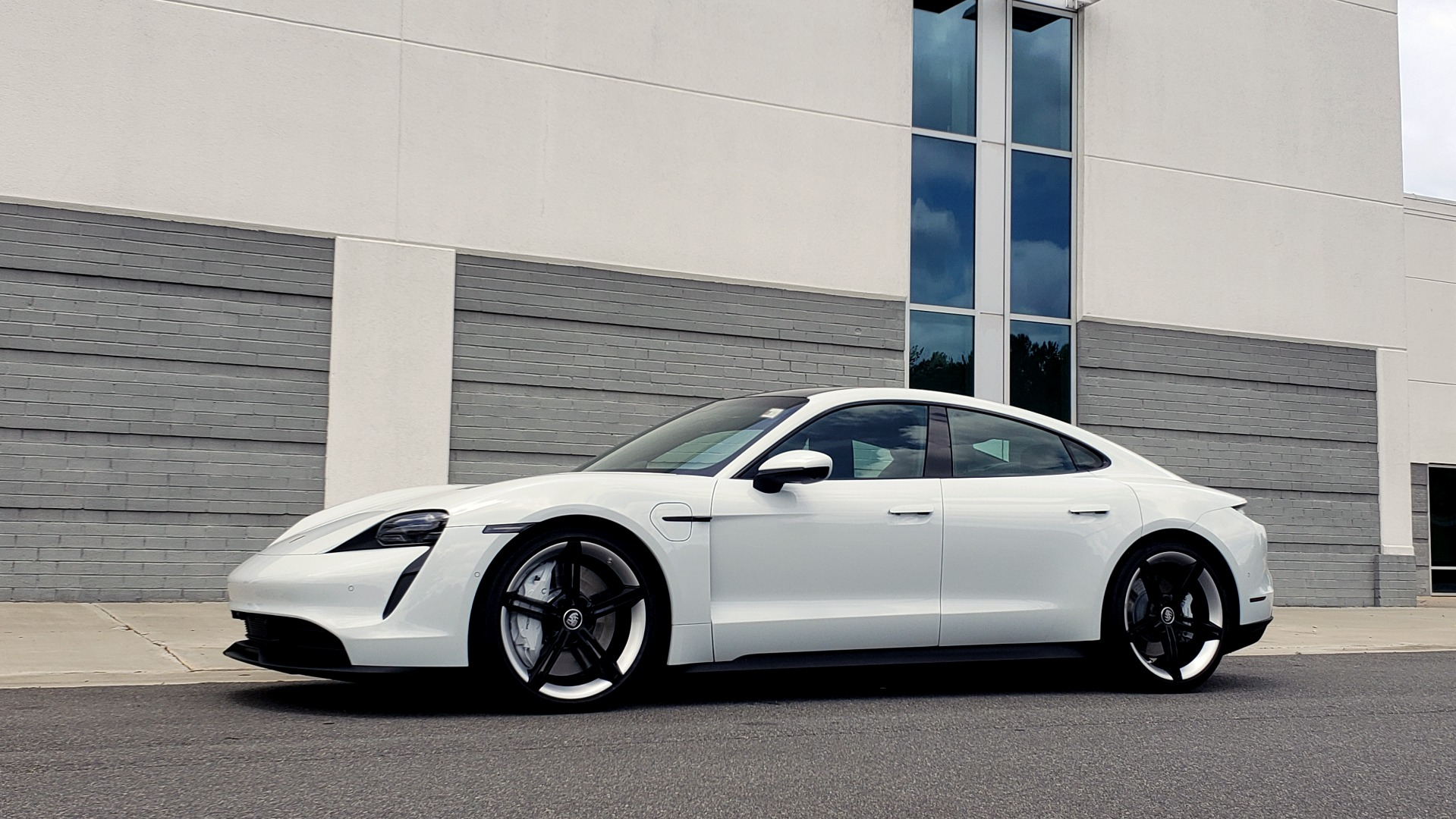 Used 2020 Porsche Taycan 4S for sale Call for price at Formula Imports in Charlotte NC 28227 7