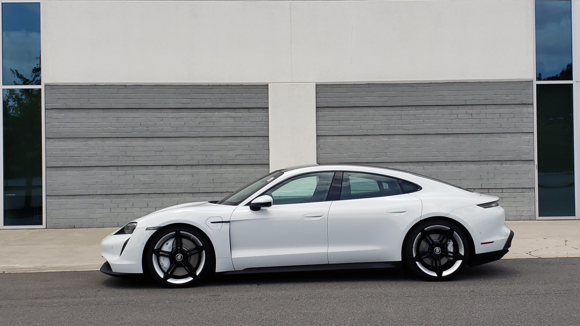 Used 2020 Porsche Taycan 4S for sale Call for price at Formula Imports in Charlotte NC 28227 8