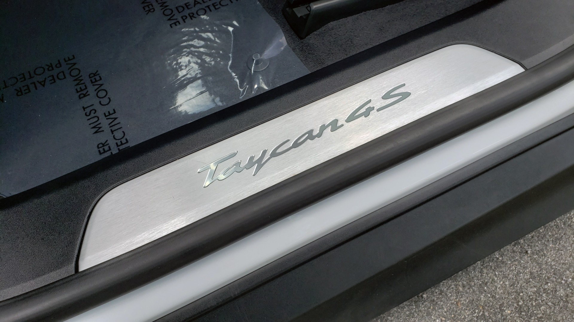 Used 2020 Porsche Taycan 4S for sale Call for price at Formula Imports in Charlotte NC 28227 80