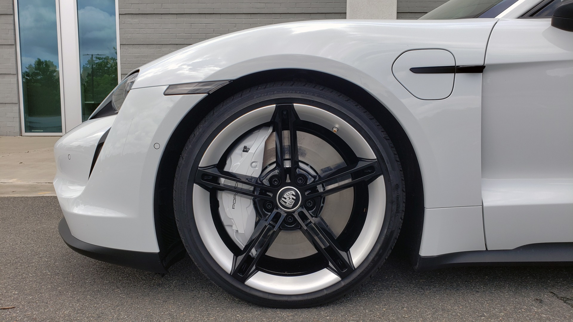Used 2020 Porsche Taycan 4S for sale Call for price at Formula Imports in Charlotte NC 28227 90