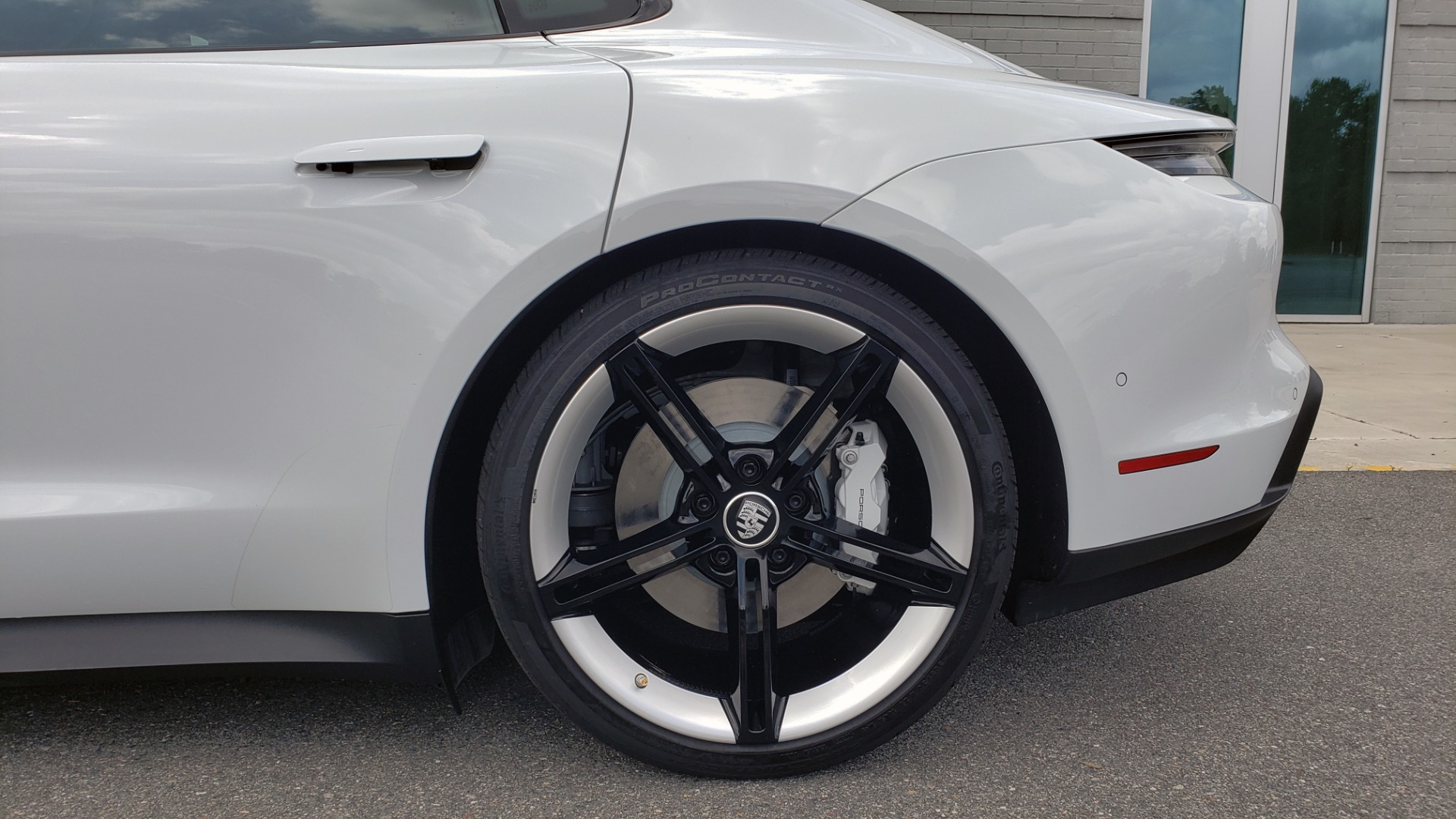Used 2020 Porsche Taycan 4S for sale Call for price at Formula Imports in Charlotte NC 28227 91