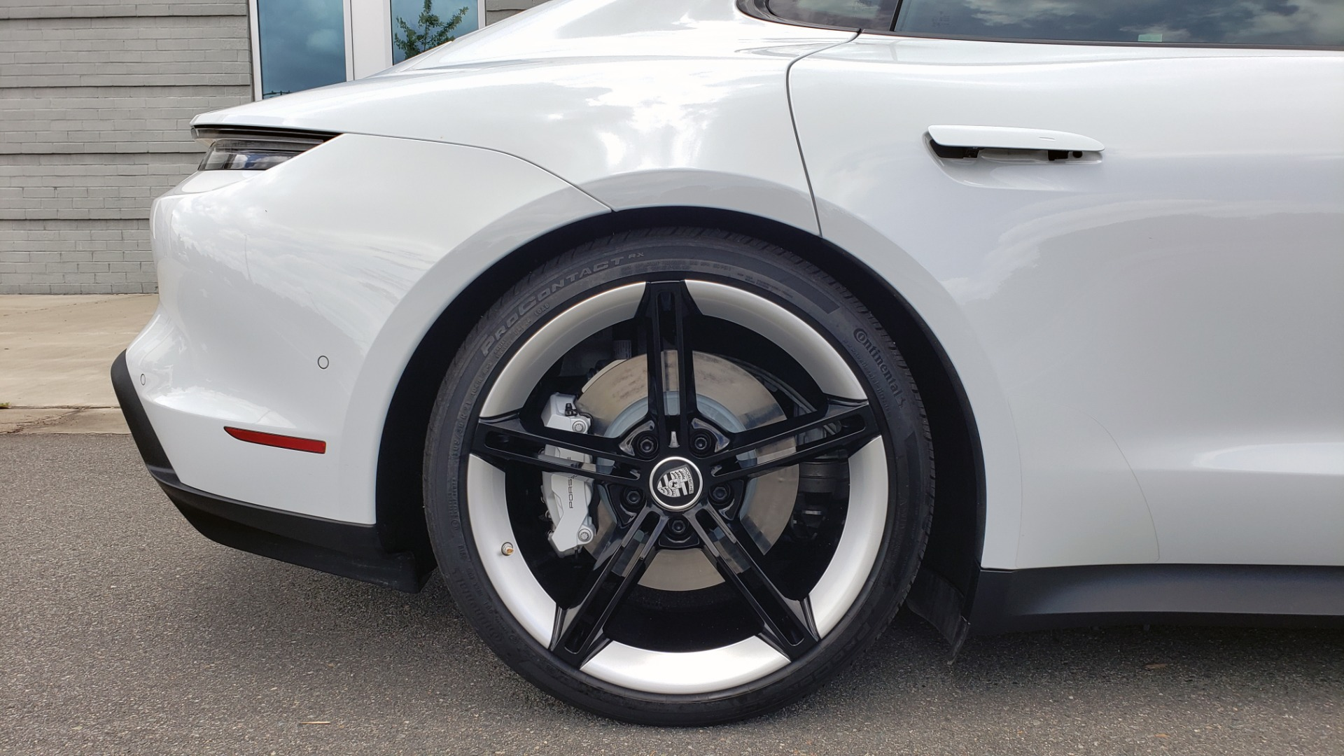 Used 2020 Porsche Taycan 4S for sale Call for price at Formula Imports in Charlotte NC 28227 92
