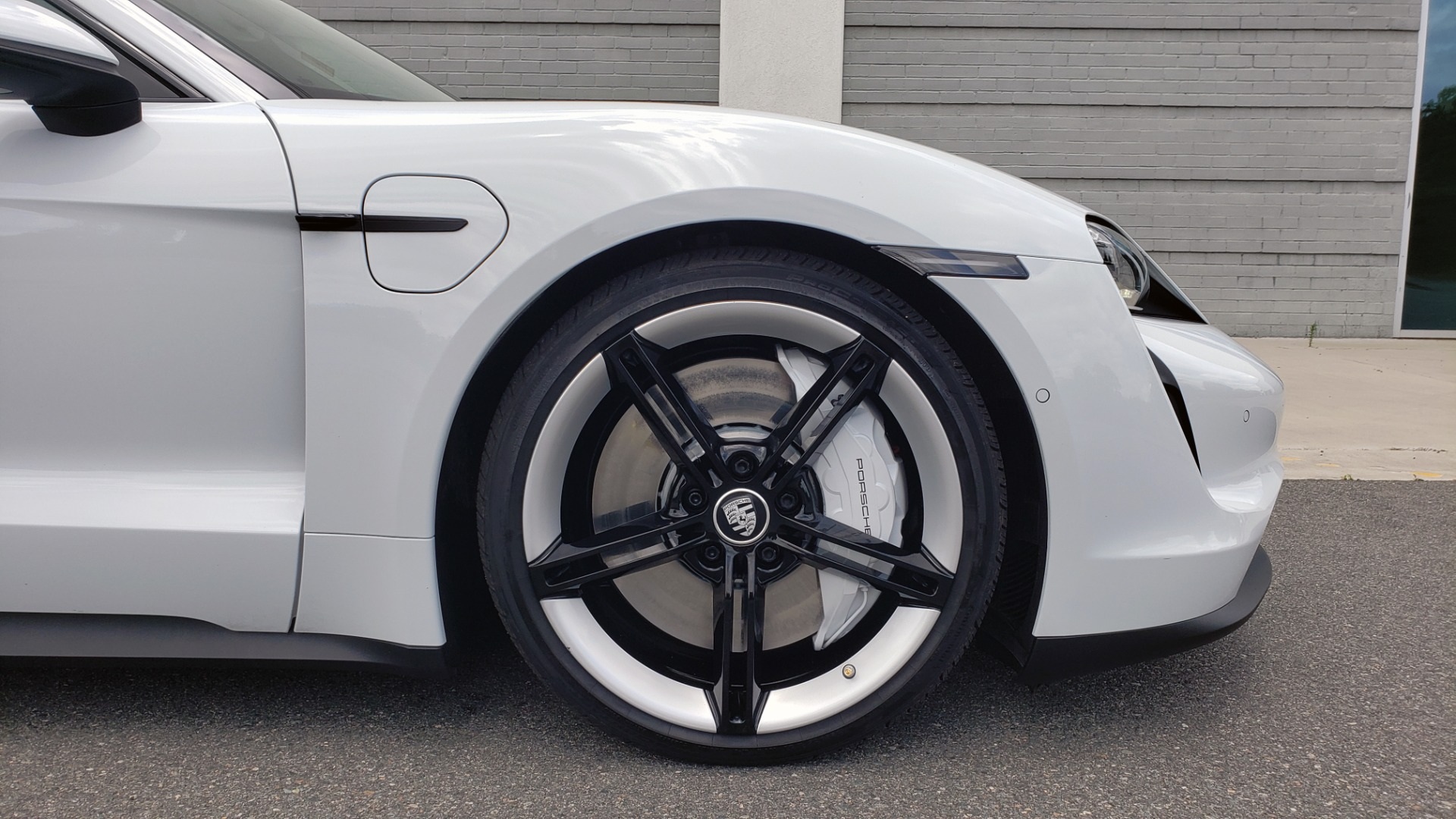 Used 2020 Porsche Taycan 4S for sale Call for price at Formula Imports in Charlotte NC 28227 93