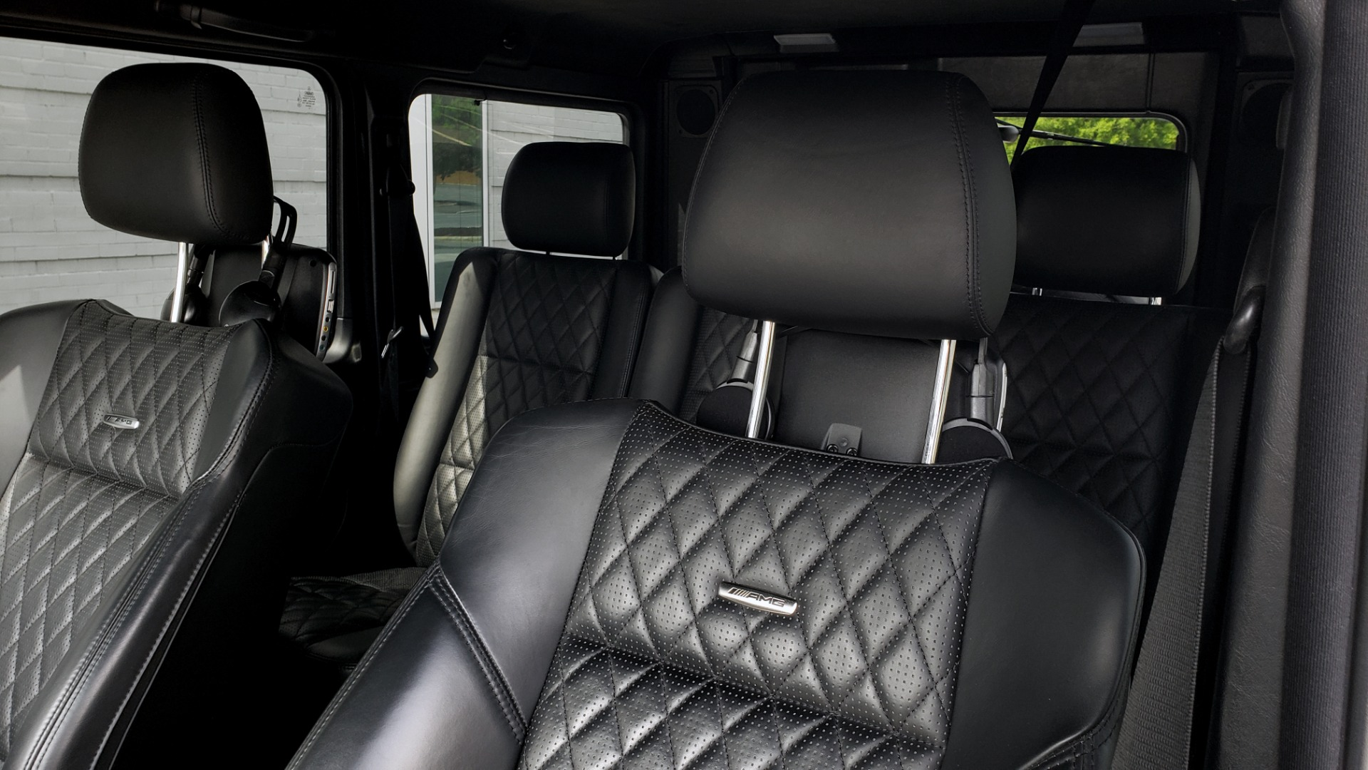 Used 2016 Mercedes-Benz G-CLASS AMG G 63 4MATIC / NAV / SUNROOF / H/K SND / ENT SYS / REARVIEW for sale $99,000 at Formula Imports in Charlotte NC 28227 14