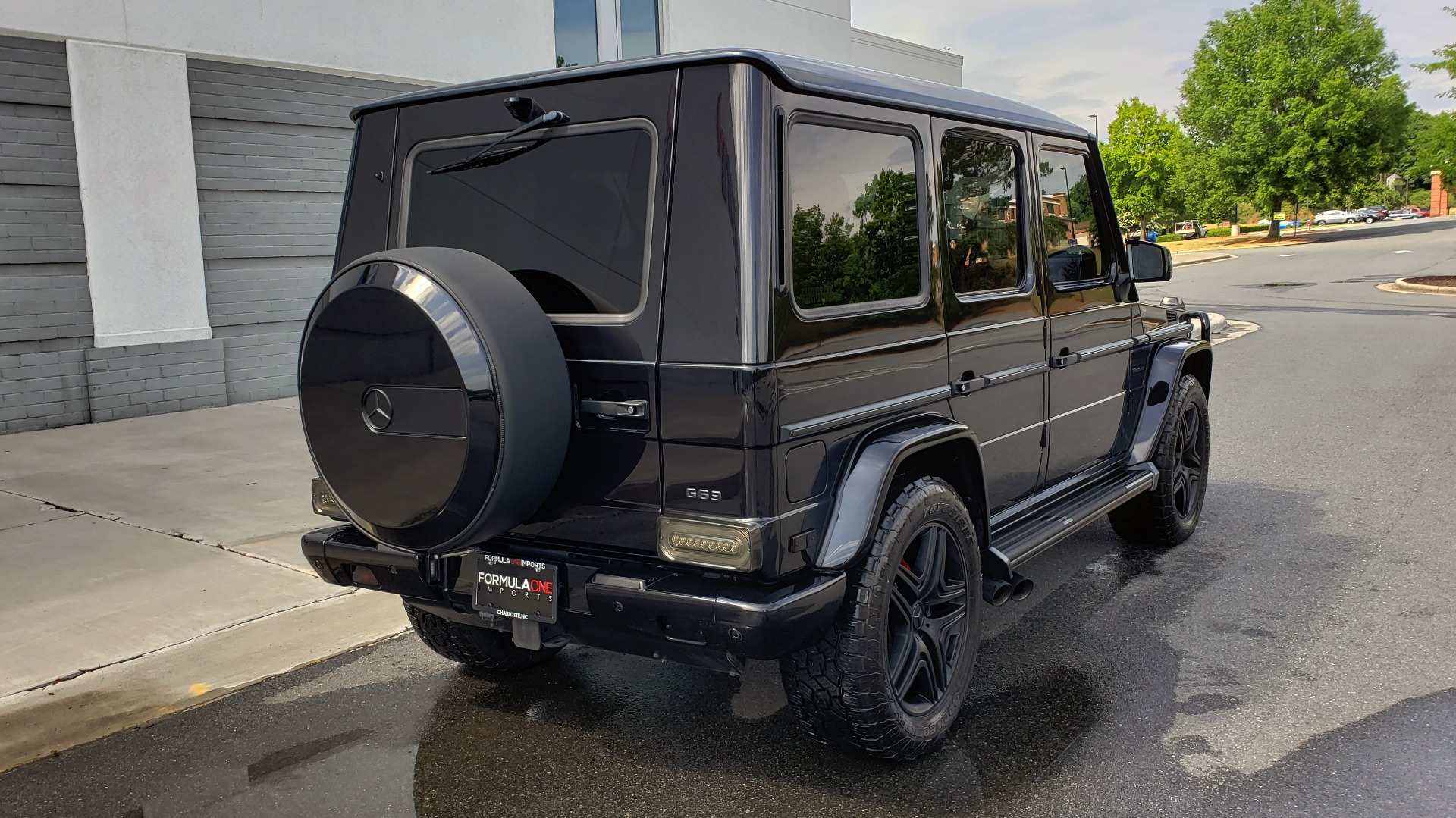 Used 2016 Mercedes-Benz G-CLASS AMG G 63 4MATIC / NAV / SUNROOF / H/K SND / ENT SYS / REARVIEW for sale $99,000 at Formula Imports in Charlotte NC 28227 2