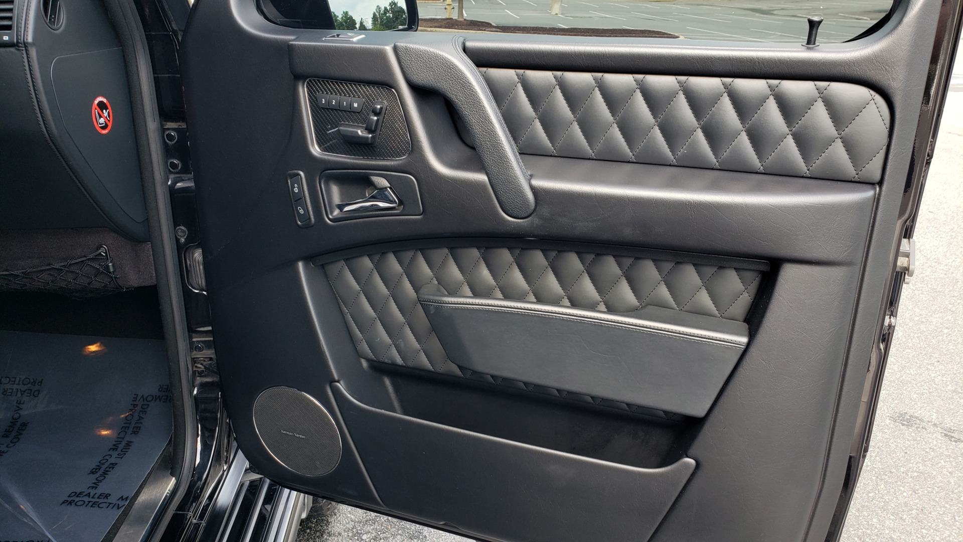 Used 2016 Mercedes-Benz G-CLASS AMG G 63 4MATIC / NAV / SUNROOF / H/K SND / ENT SYS / REARVIEW for sale $99,000 at Formula Imports in Charlotte NC 28227 23