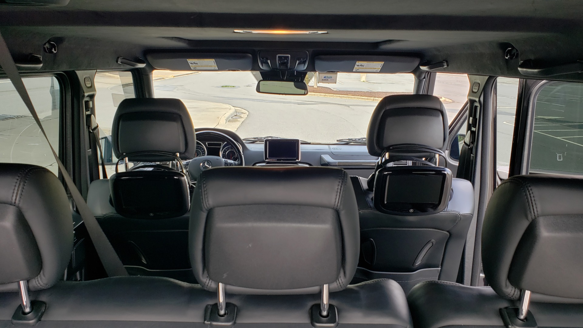 Used 2016 Mercedes-Benz G-CLASS AMG G 63 4MATIC / NAV / SUNROOF / H/K SND / ENT SYS / REARVIEW for sale $99,000 at Formula Imports in Charlotte NC 28227 33