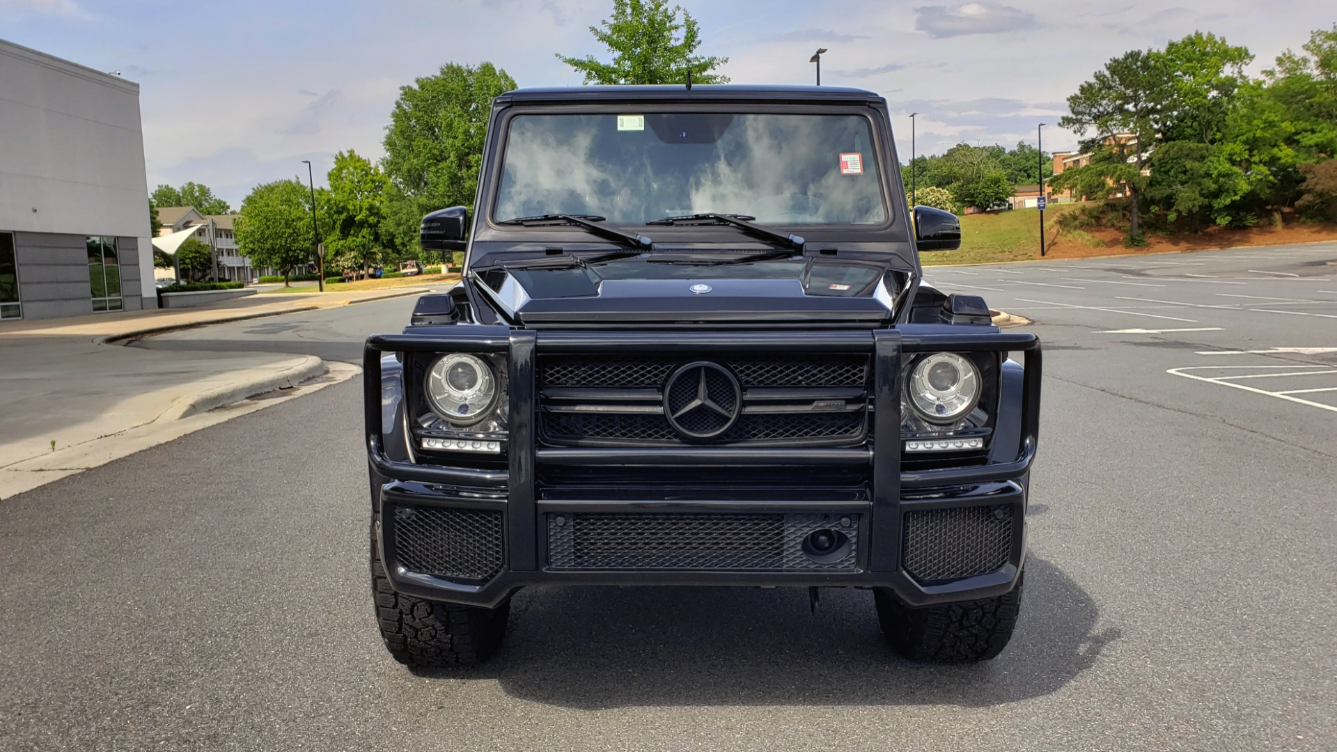 Used 2016 Mercedes-Benz G-CLASS AMG G 63 4MATIC / NAV / SUNROOF / H/K SND / ENT SYS / REARVIEW for sale $99,000 at Formula Imports in Charlotte NC 28227 40