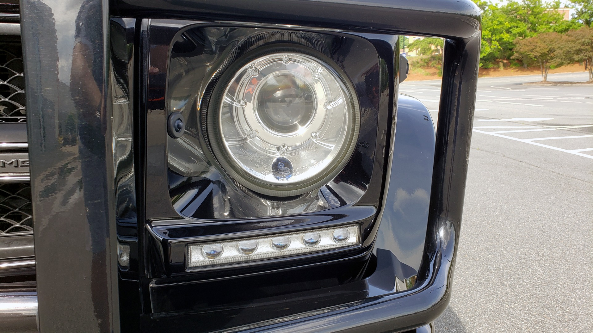 Used 2016 Mercedes-Benz G-CLASS AMG G 63 4MATIC / NAV / SUNROOF / H/K SND / ENT SYS / REARVIEW for sale $99,000 at Formula Imports in Charlotte NC 28227 42