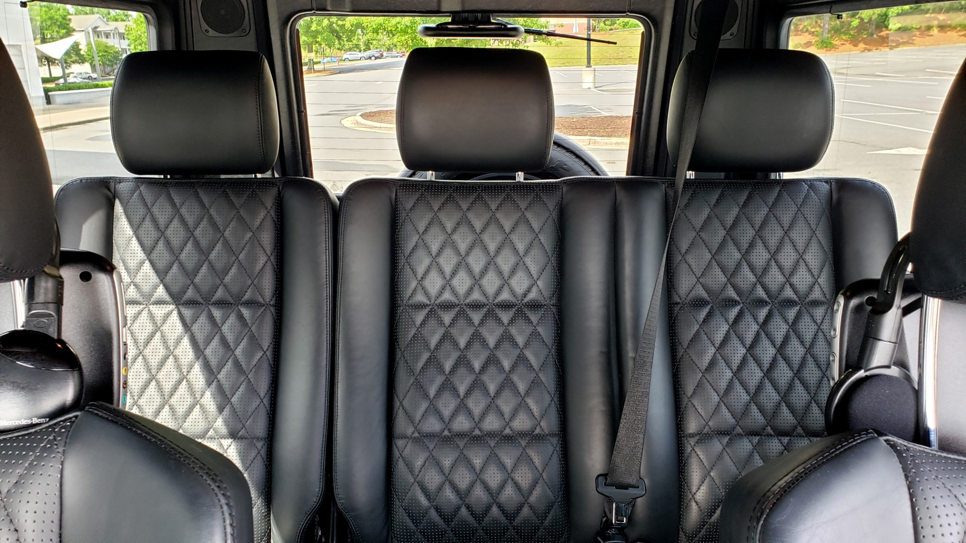 Used 2016 Mercedes-Benz G-CLASS AMG G 63 4MATIC / NAV / SUNROOF / H/K SND / ENT SYS / REARVIEW for sale $99,000 at Formula Imports in Charlotte NC 28227 47