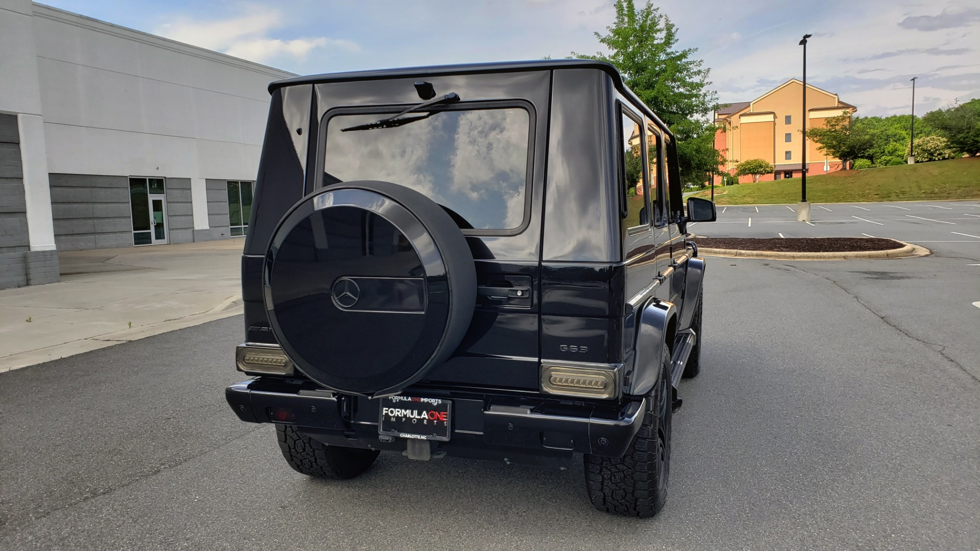 Used 2016 Mercedes-Benz G-CLASS AMG G 63 4MATIC / NAV / SUNROOF / H/K SND / ENT SYS / REARVIEW for sale $99,000 at Formula Imports in Charlotte NC 28227 48