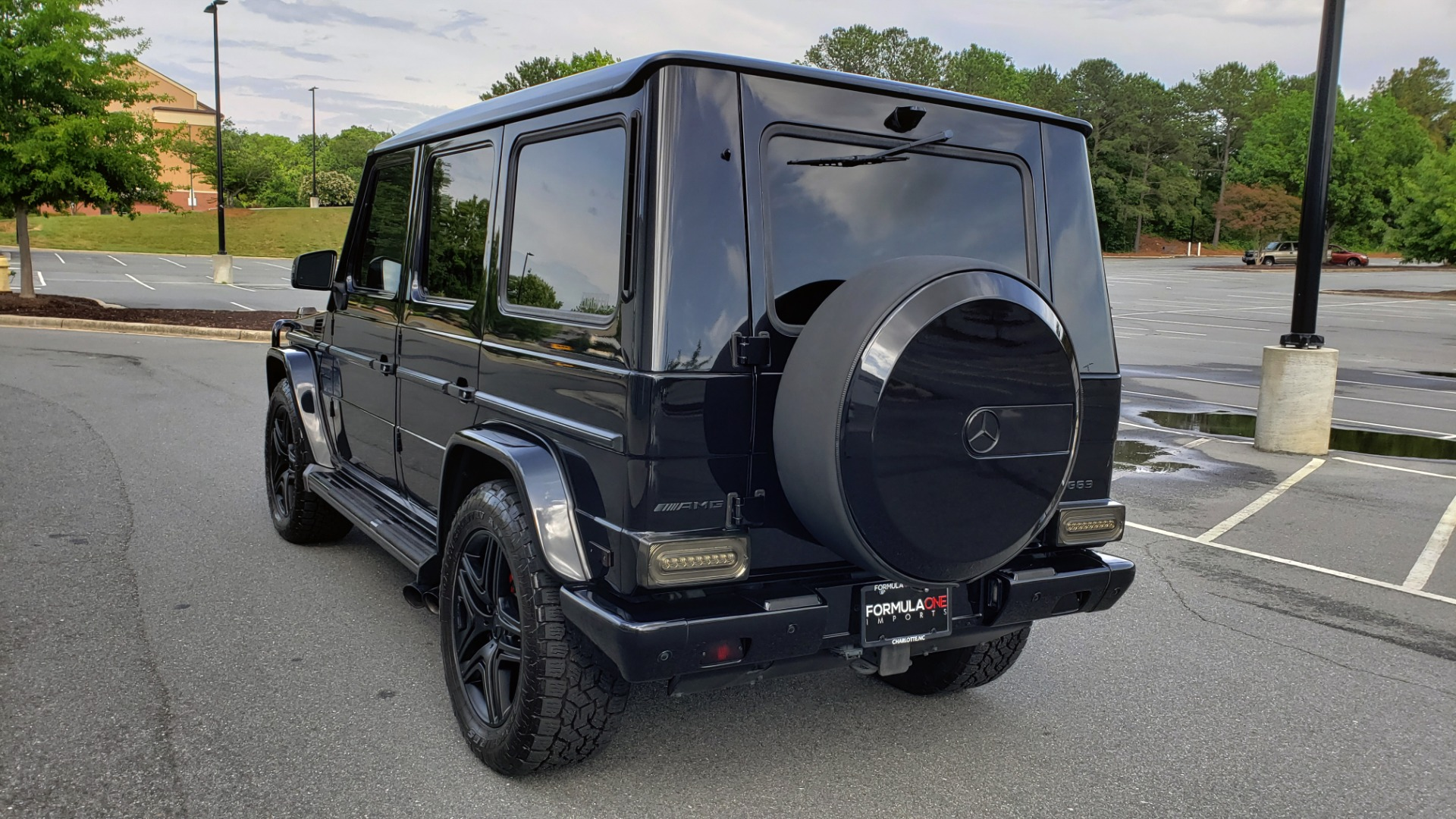 Used 2016 Mercedes-Benz G-CLASS AMG G 63 4MATIC / NAV / SUNROOF / H/K SND / ENT SYS / REARVIEW for sale $99,000 at Formula Imports in Charlotte NC 28227 49