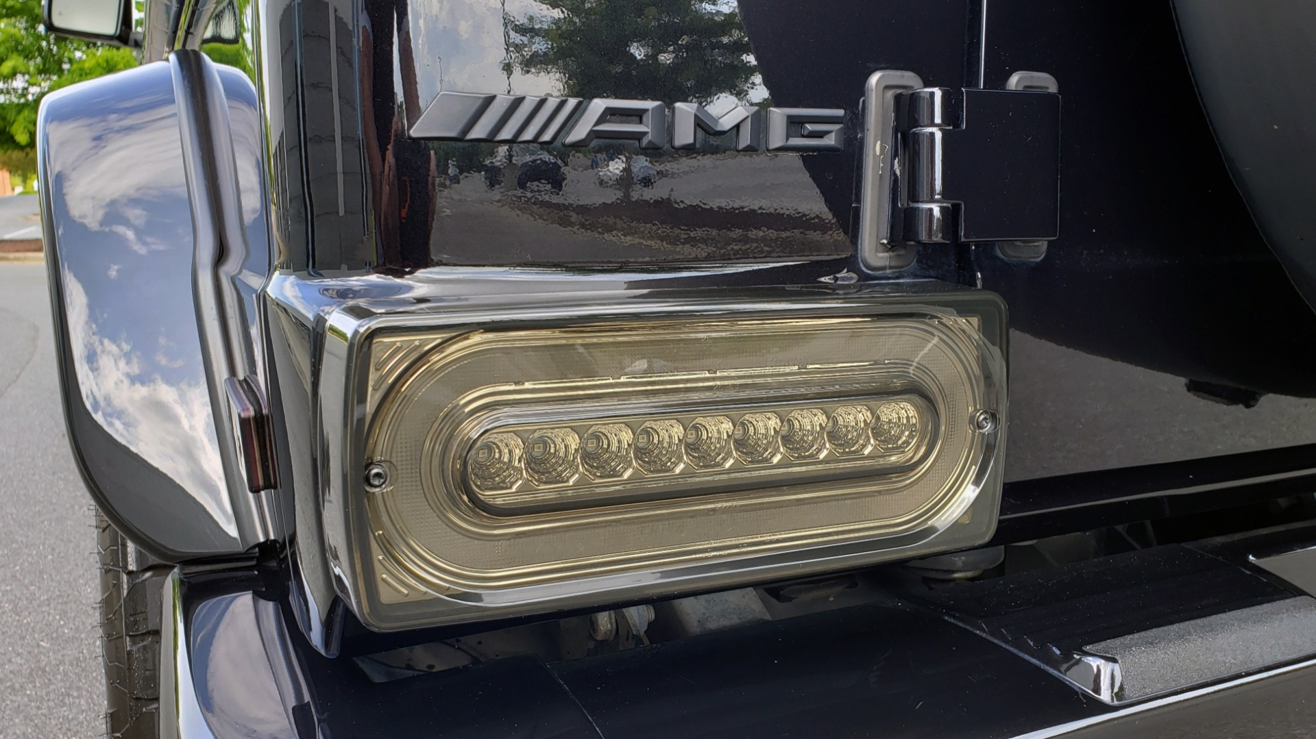 Used 2016 Mercedes-Benz G-CLASS AMG G 63 4MATIC / NAV / SUNROOF / H/K SND / ENT SYS / REARVIEW for sale $99,000 at Formula Imports in Charlotte NC 28227 50