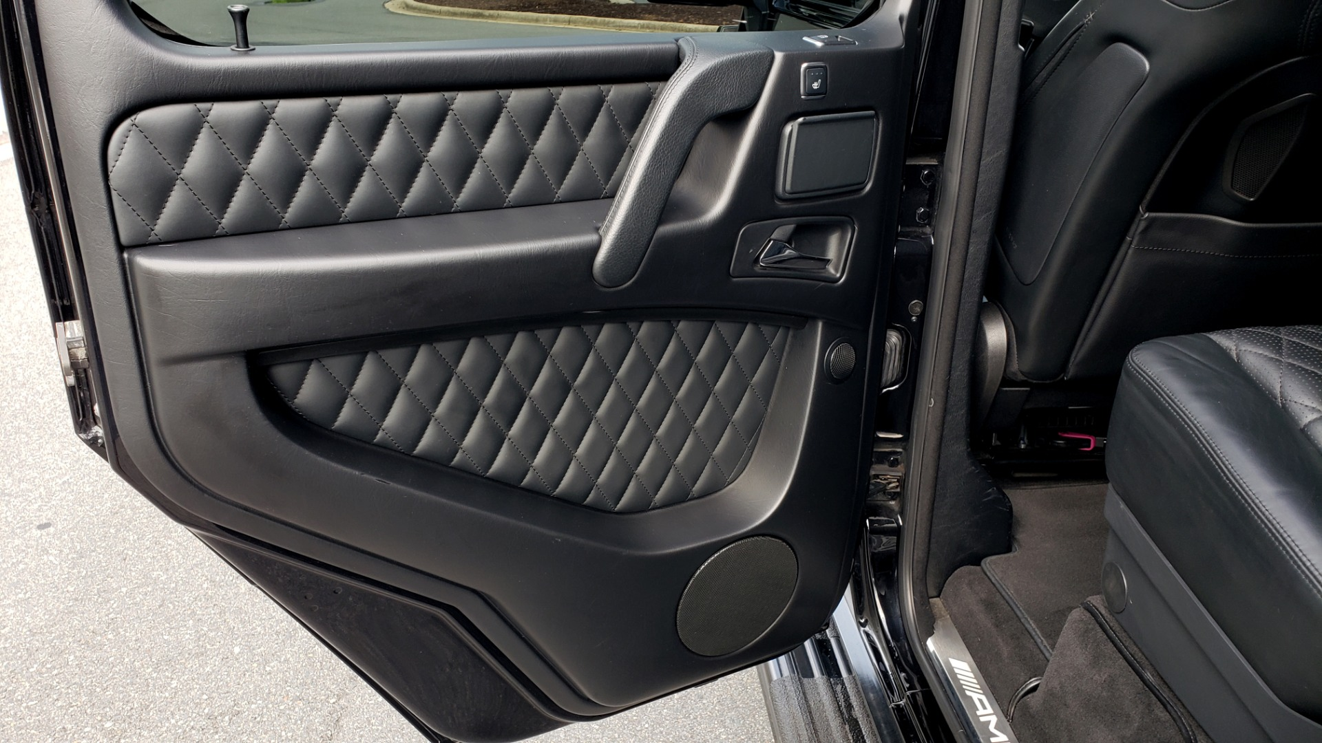 Used 2016 Mercedes-Benz G-CLASS AMG G 63 4MATIC / NAV / SUNROOF / H/K SND / ENT SYS / REARVIEW for sale $99,000 at Formula Imports in Charlotte NC 28227 53