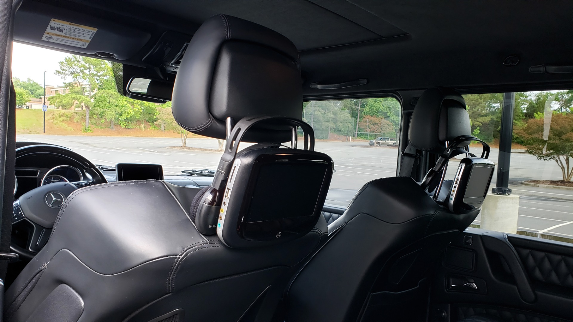 Used 2016 Mercedes-Benz G-CLASS AMG G 63 4MATIC / NAV / SUNROOF / H/K SND / ENT SYS / REARVIEW for sale $99,000 at Formula Imports in Charlotte NC 28227 56