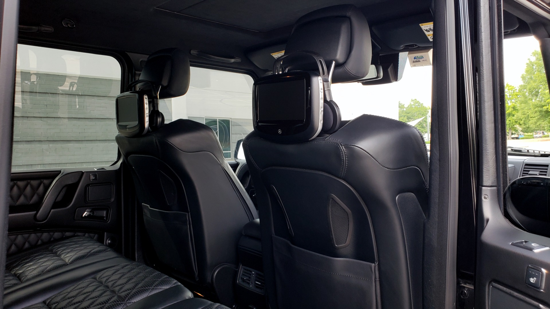 Used 2016 Mercedes-Benz G-CLASS AMG G 63 4MATIC / NAV / SUNROOF / H/K SND / ENT SYS / REARVIEW for sale $99,000 at Formula Imports in Charlotte NC 28227 62