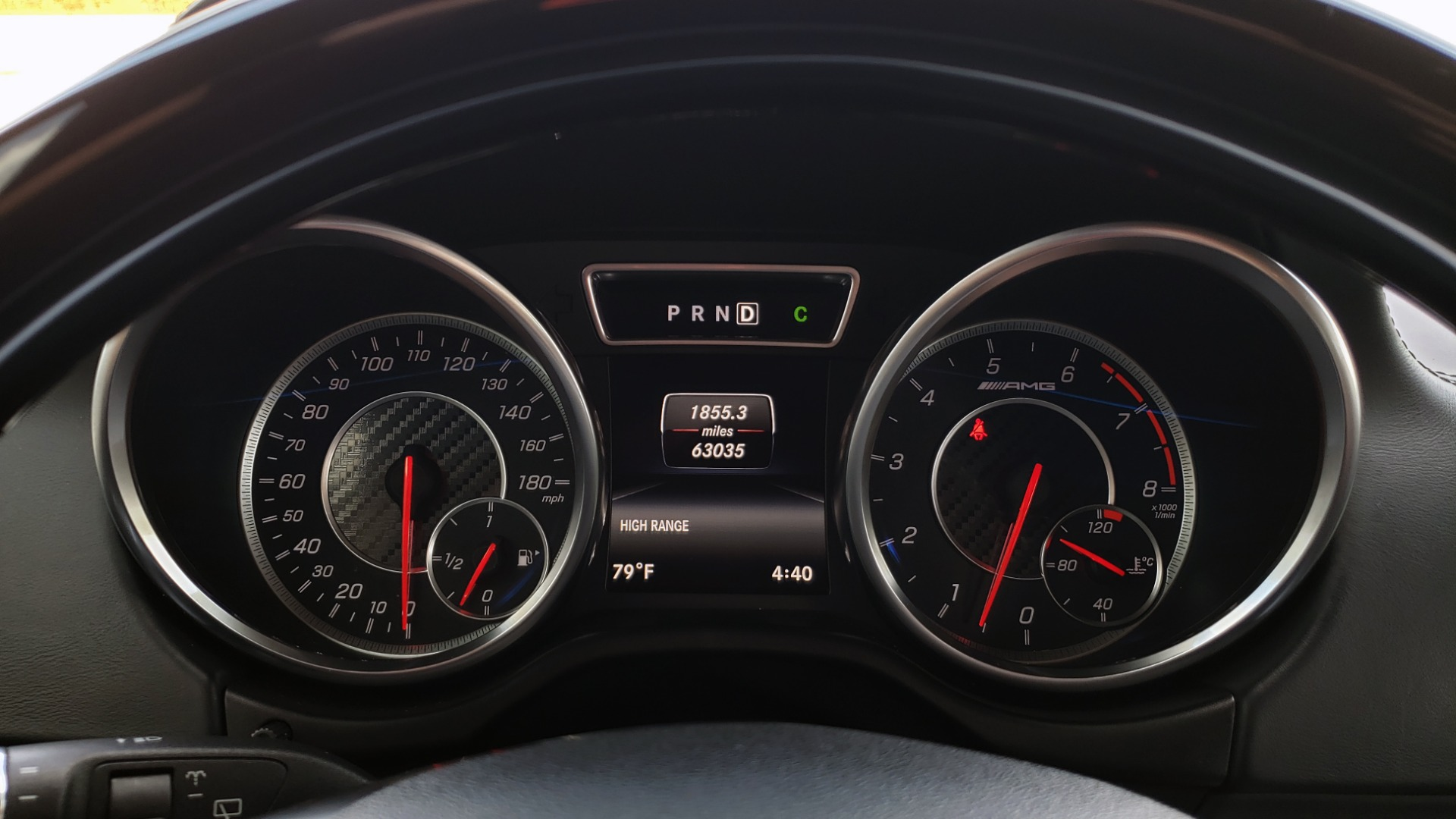 Used 2016 Mercedes-Benz G-CLASS AMG G 63 4MATIC / NAV / SUNROOF / H/K SND / ENT SYS / REARVIEW for sale $99,000 at Formula Imports in Charlotte NC 28227 68