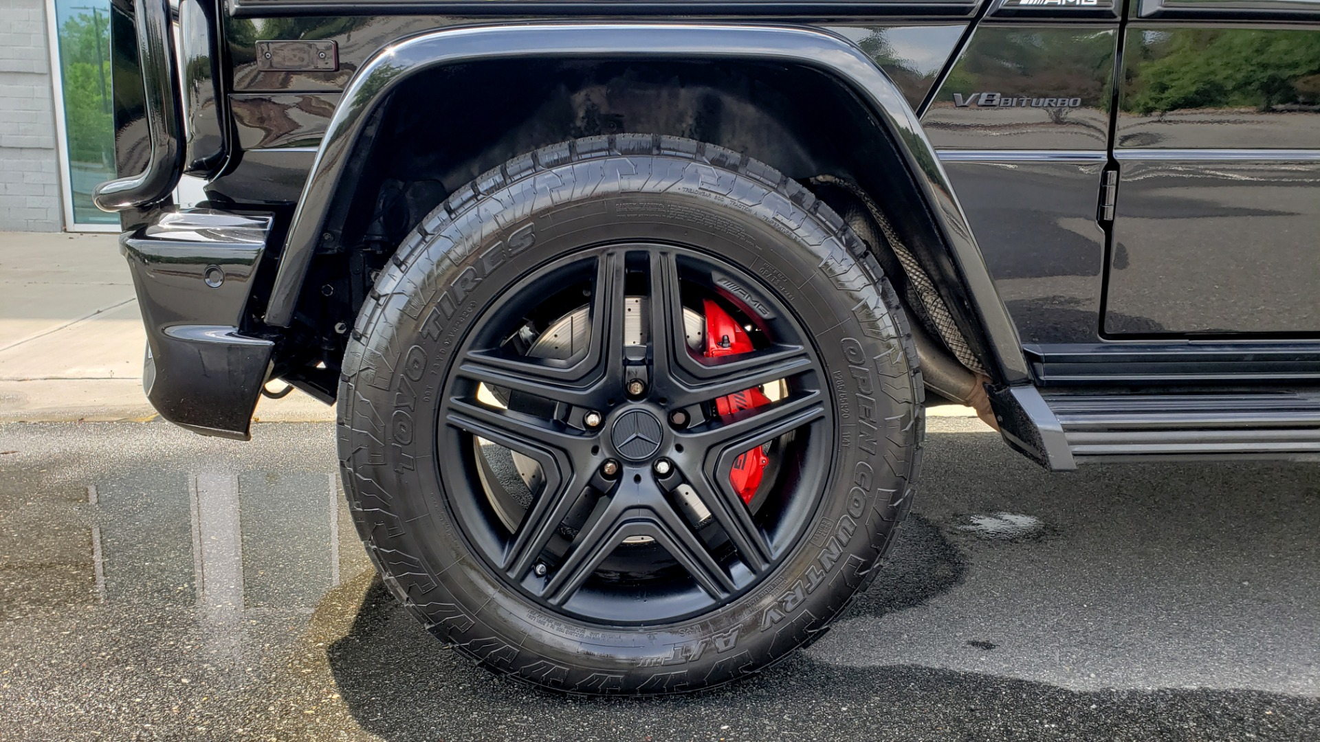 Used 2016 Mercedes-Benz G-CLASS AMG G 63 4MATIC / NAV / SUNROOF / H/K SND / ENT SYS / REARVIEW for sale $99,000 at Formula Imports in Charlotte NC 28227 80