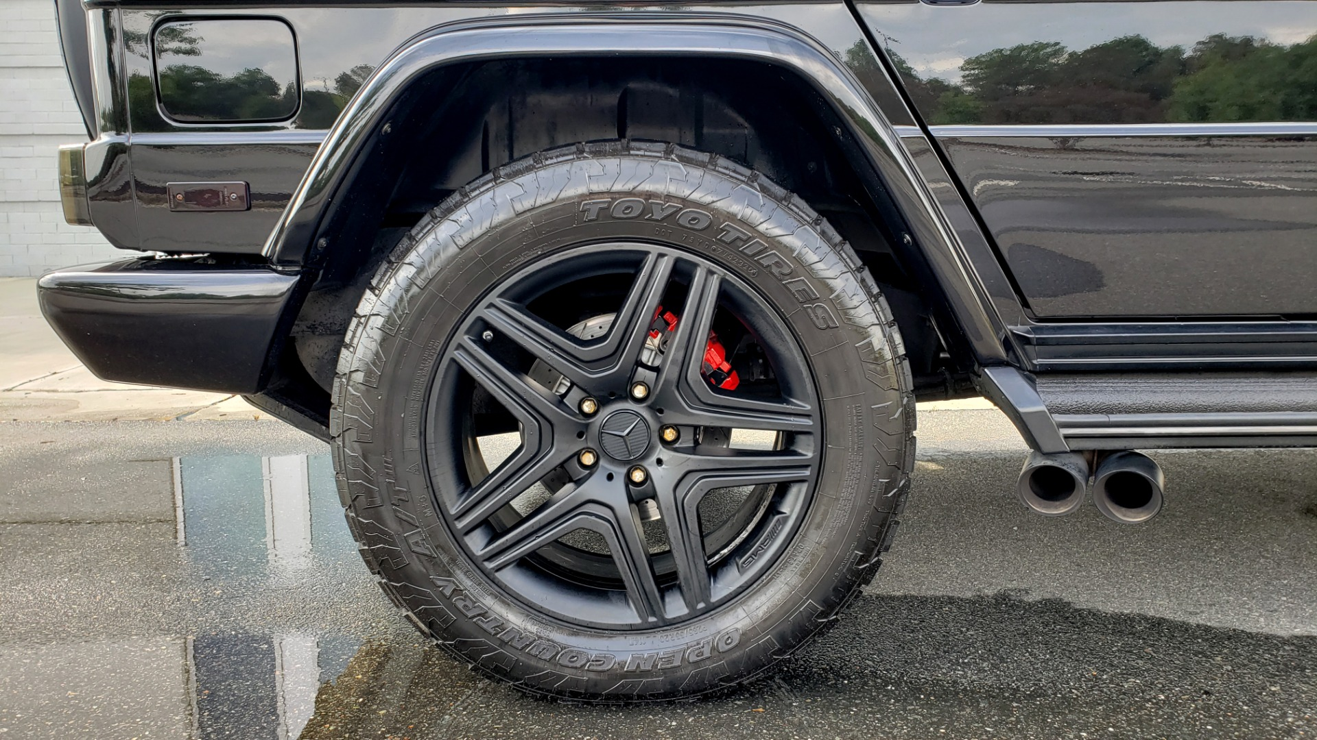 Used 2016 Mercedes-Benz G-CLASS AMG G 63 4MATIC / NAV / SUNROOF / H/K SND / ENT SYS / REARVIEW for sale $99,000 at Formula Imports in Charlotte NC 28227 82