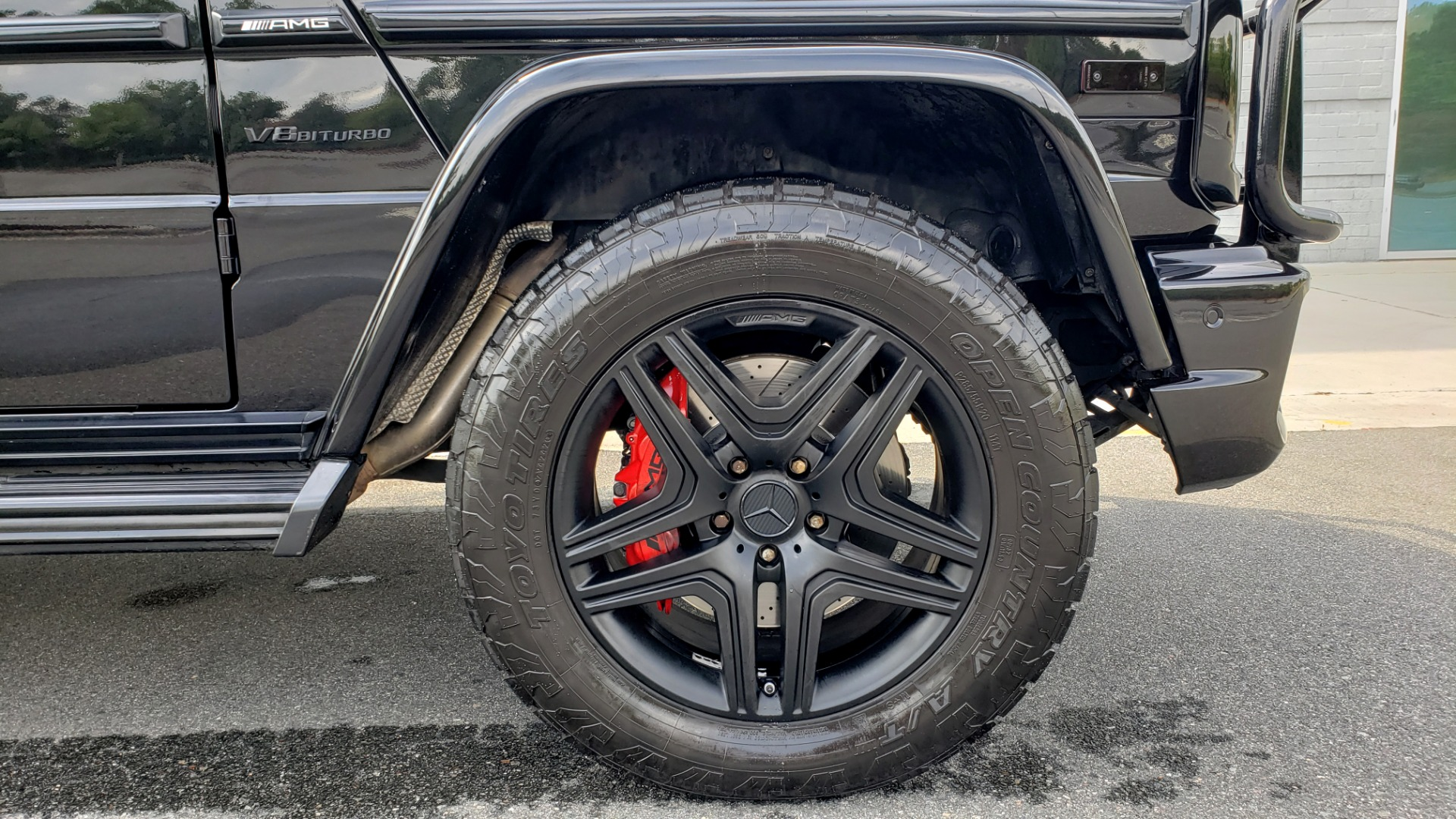 Used 2016 Mercedes-Benz G-CLASS AMG G 63 4MATIC / NAV / SUNROOF / H/K SND / ENT SYS / REARVIEW for sale $99,000 at Formula Imports in Charlotte NC 28227 83