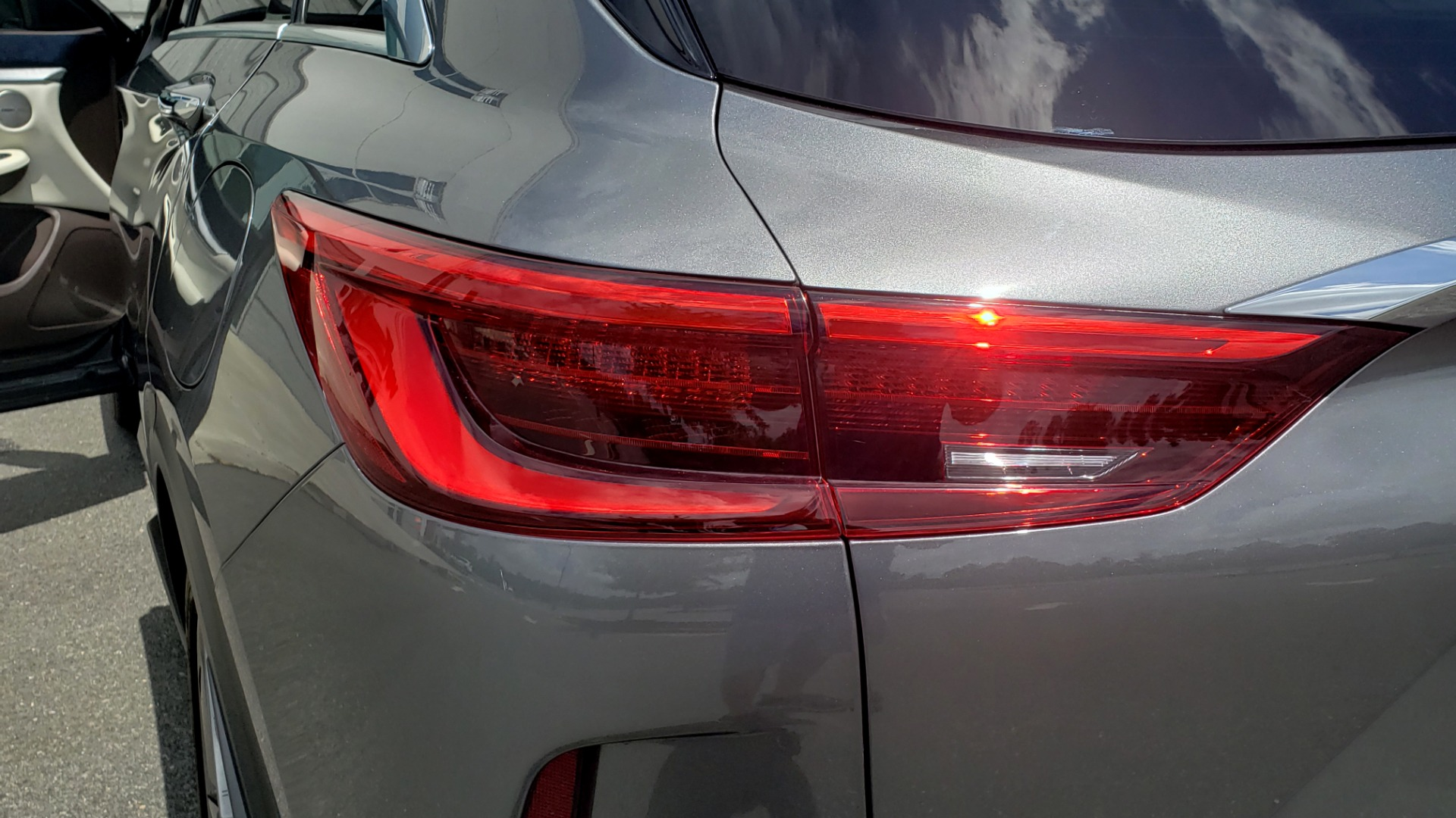 Used 2019 INFINITI QX50 ESSENTIAL / 2.0L / PROASSIST / PROACTIVE / AUTOGRAPH / SENSORY for sale $33,995 at Formula Imports in Charlotte NC 28227 30