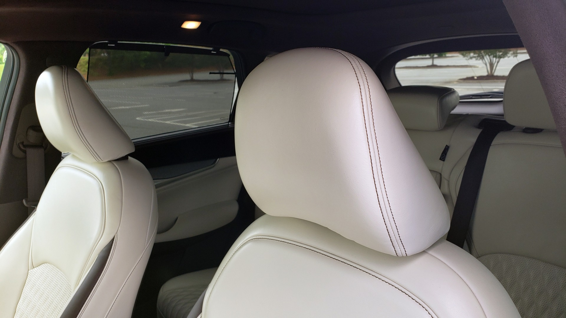 Used 2019 INFINITI QX50 ESSENTIAL / 2.0L / PROASSIST / PROACTIVE / AUTOGRAPH / SENSORY for sale $33,995 at Formula Imports in Charlotte NC 28227 39