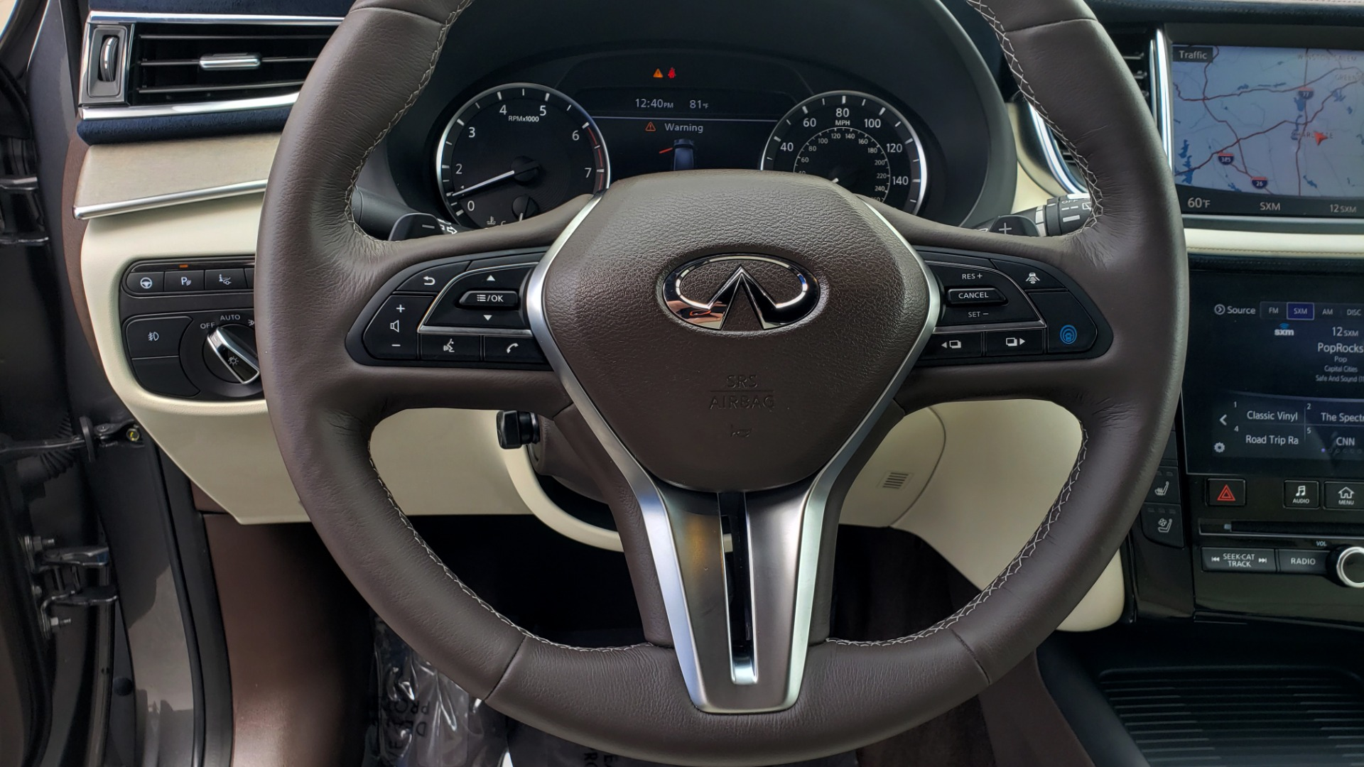 Used 2019 INFINITI QX50 ESSENTIAL / 2.0L / PROASSIST / PROACTIVE / AUTOGRAPH / SENSORY for sale $33,995 at Formula Imports in Charlotte NC 28227 44