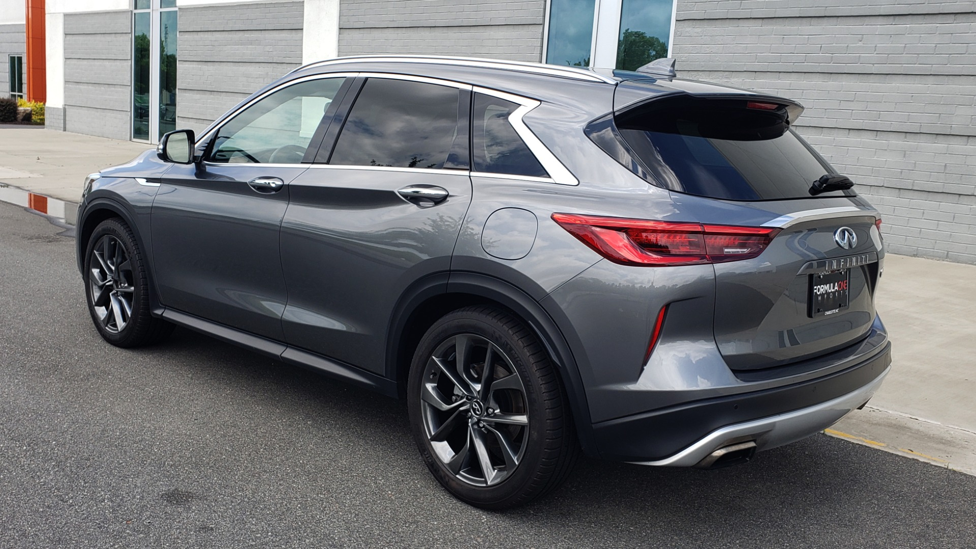 Used 2019 INFINITI QX50 ESSENTIAL / 2.0L / PROASSIST / PROACTIVE / AUTOGRAPH / SENSORY for sale $33,995 at Formula Imports in Charlotte NC 28227 6