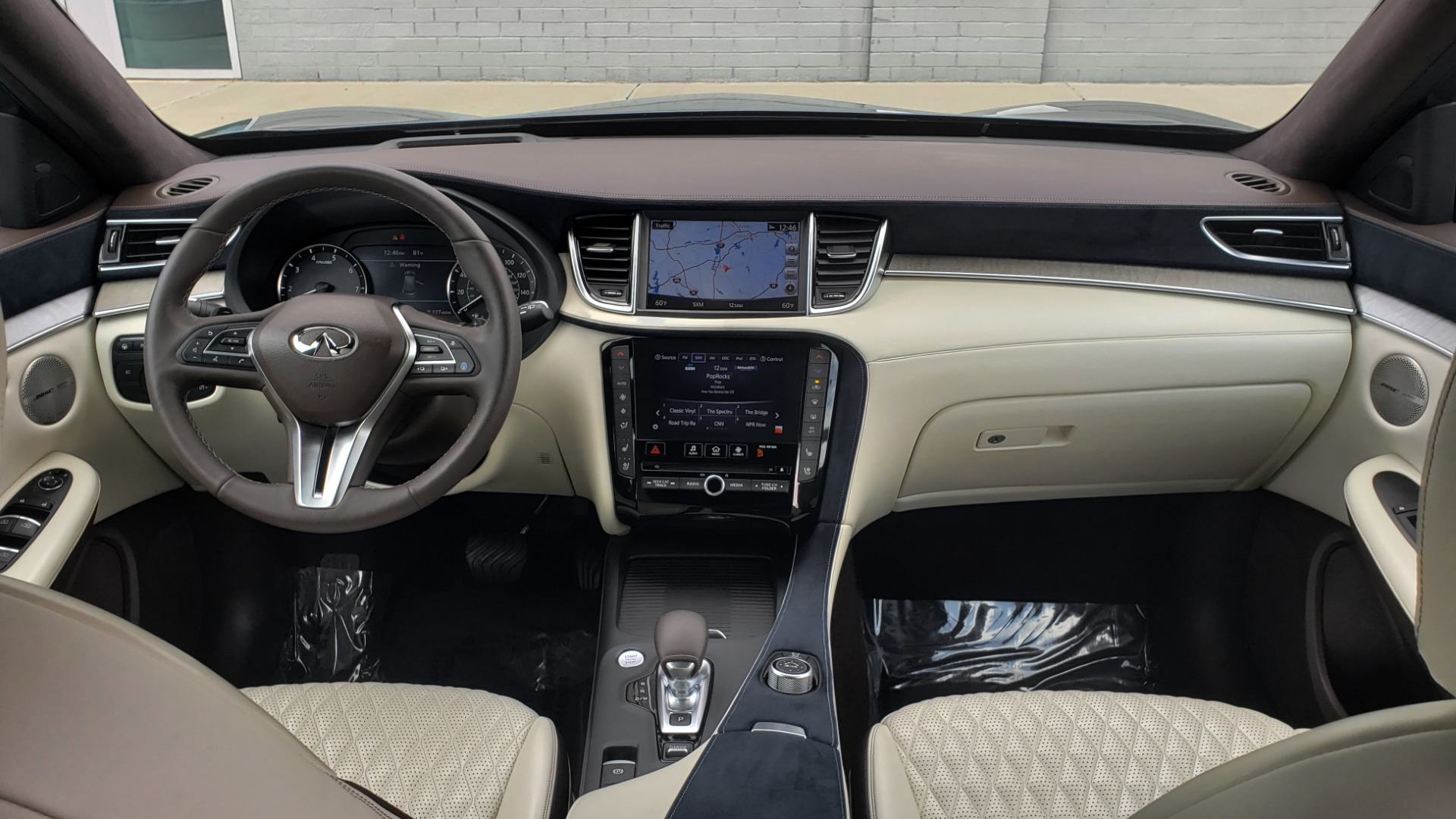 Used 2019 INFINITI QX50 ESSENTIAL / 2.0L / PROASSIST / PROACTIVE / AUTOGRAPH / SENSORY for sale $33,995 at Formula Imports in Charlotte NC 28227 86
