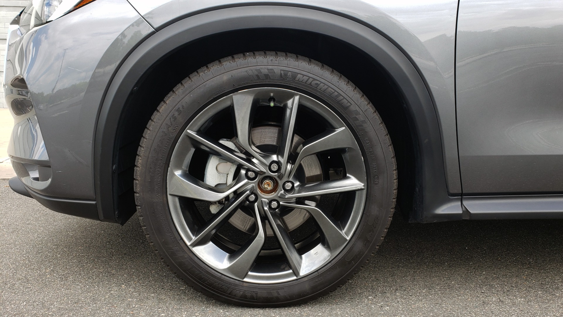 Used 2019 INFINITI QX50 ESSENTIAL / 2.0L / PROASSIST / PROACTIVE / AUTOGRAPH / SENSORY for sale $33,995 at Formula Imports in Charlotte NC 28227 89