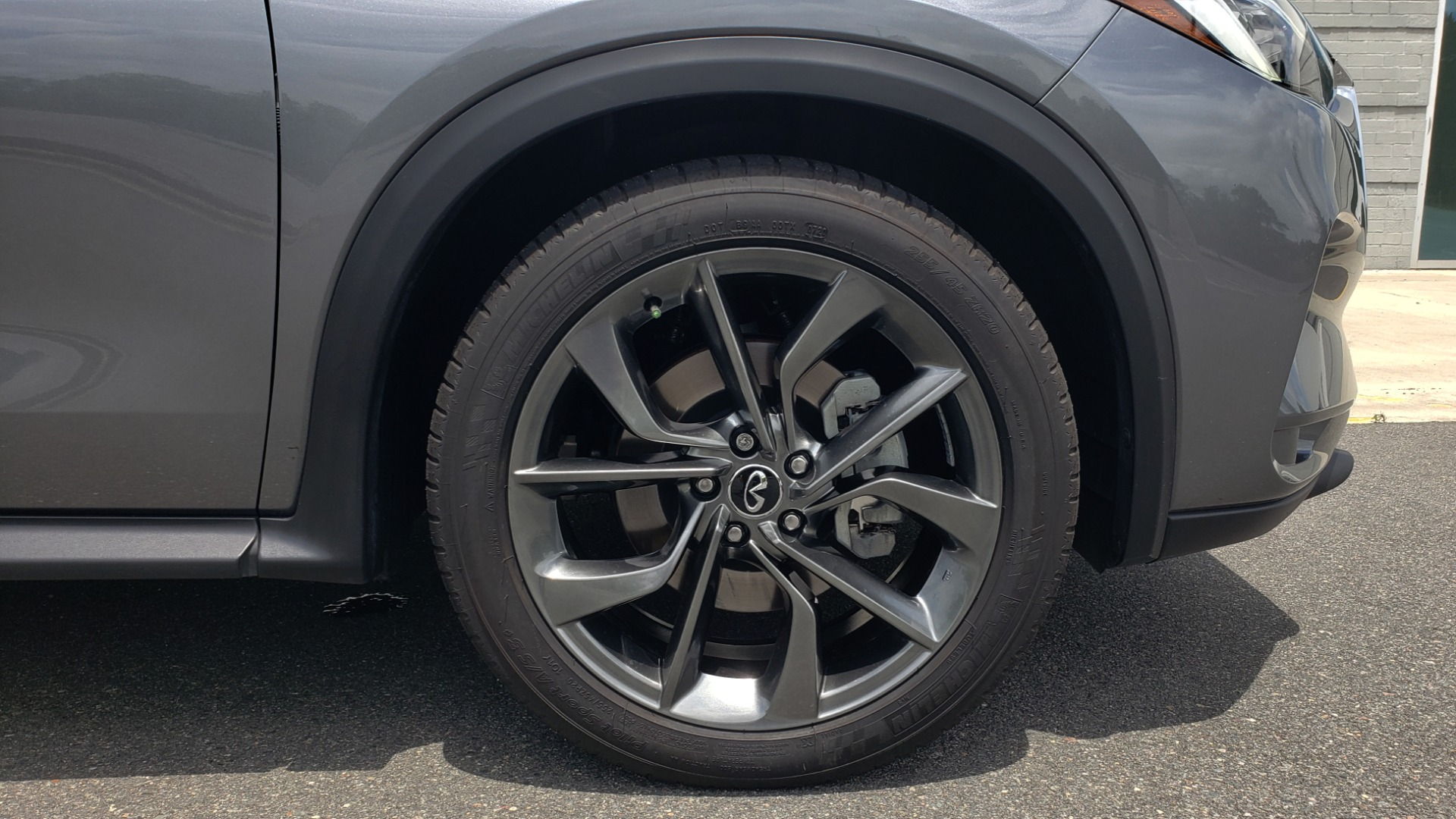 Used 2019 INFINITI QX50 ESSENTIAL / 2.0L / PROASSIST / PROACTIVE / AUTOGRAPH / SENSORY for sale $33,995 at Formula Imports in Charlotte NC 28227 92