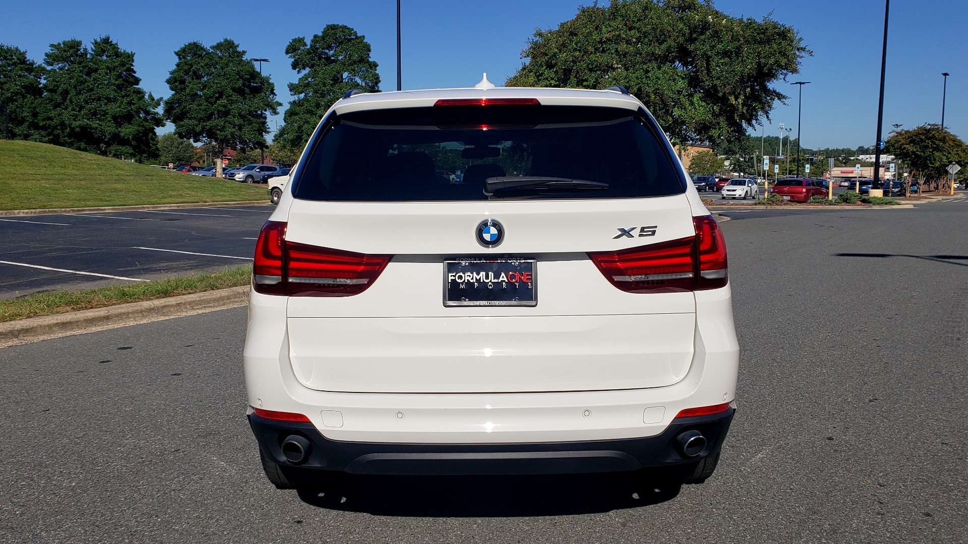 Used 2016 BMW X5 XDRIVE35I / AWD / NAV / PANO-ROOF / CAMERA for sale Sold at Formula Imports in Charlotte NC 28227 14